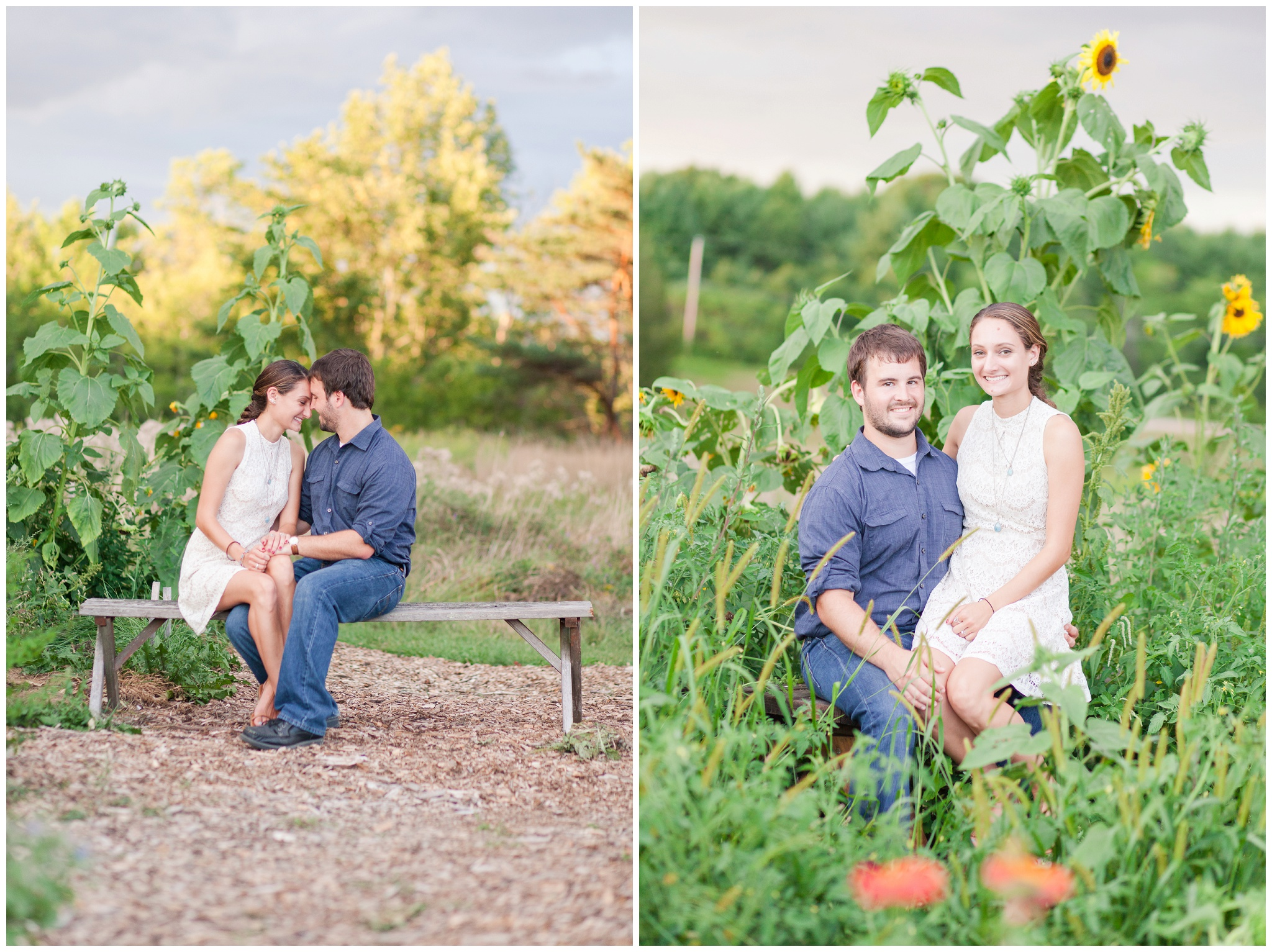 Wagon Hill Durham NH | Engagement Session