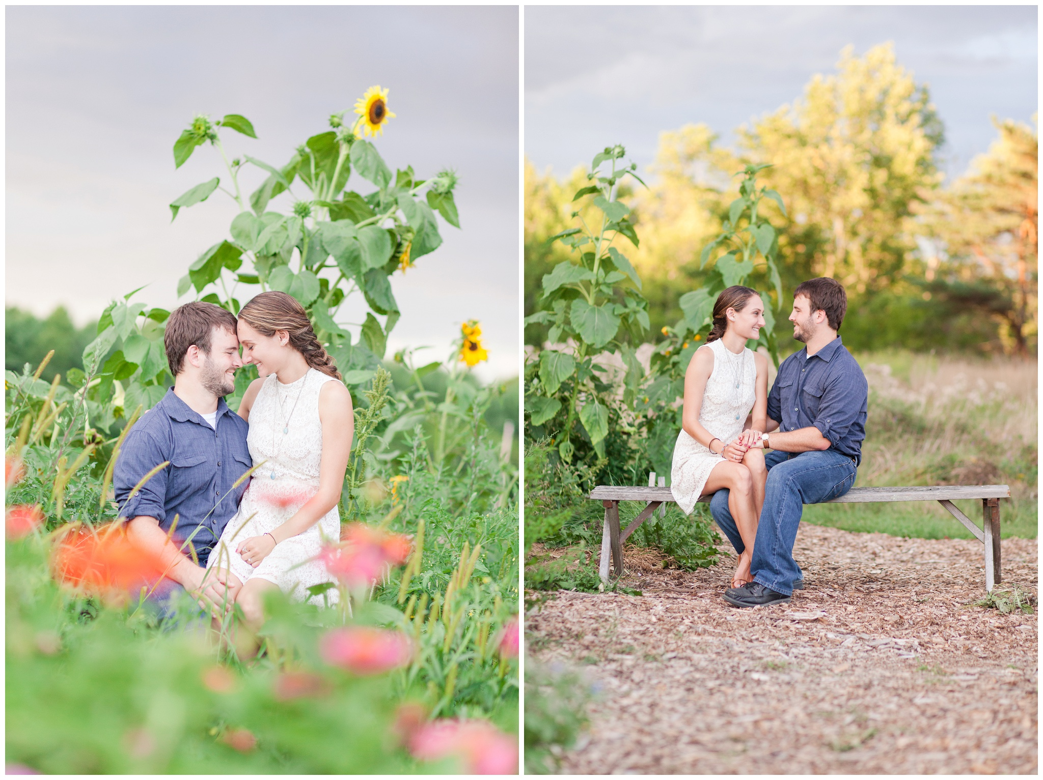Exeter NH Wedding Photographer | Wagon Hill Durham NH | Engagement Session