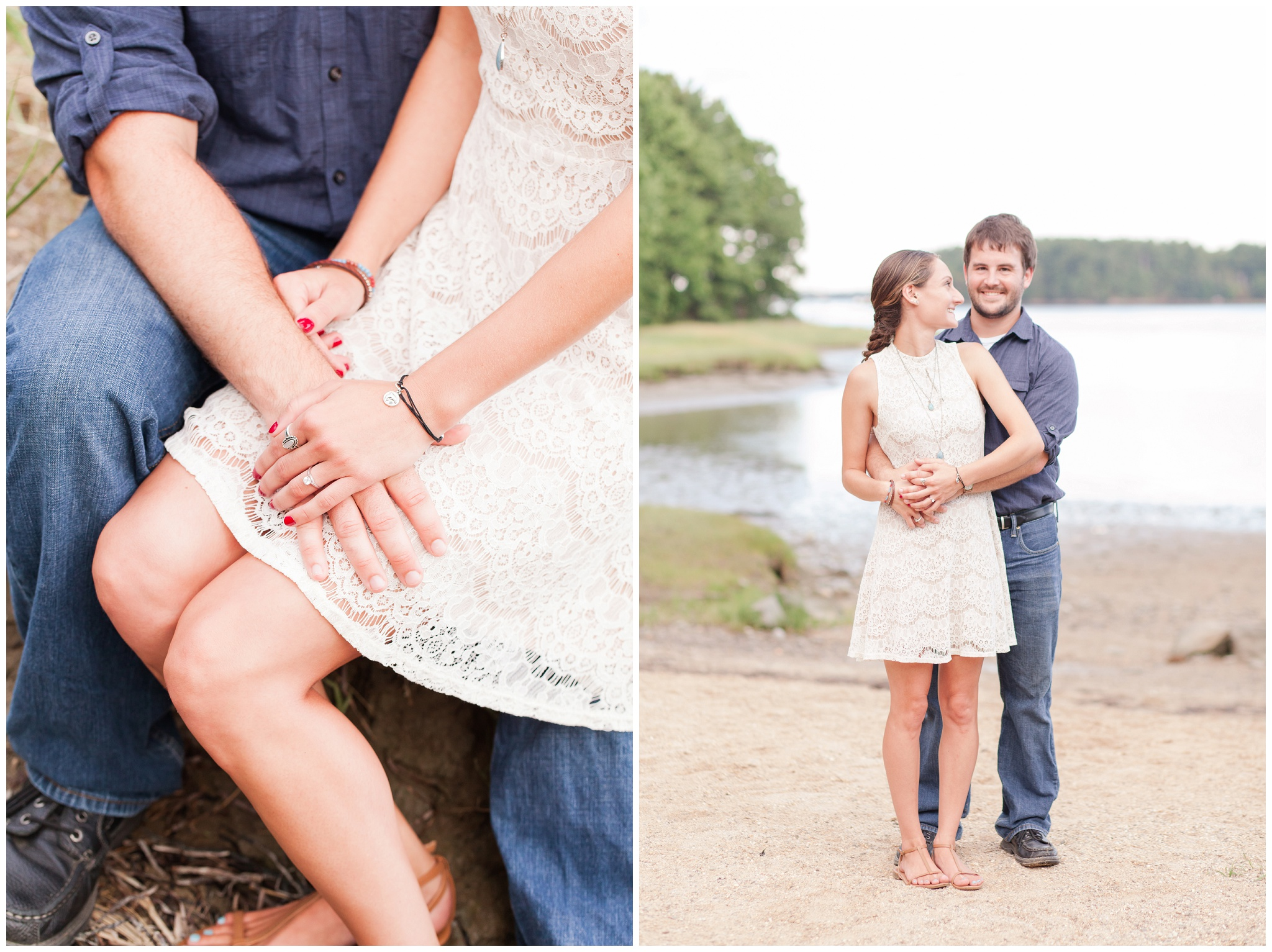 New Hampshire Wedding Photographer | Wagon Hill Durham NH | Engagement Session