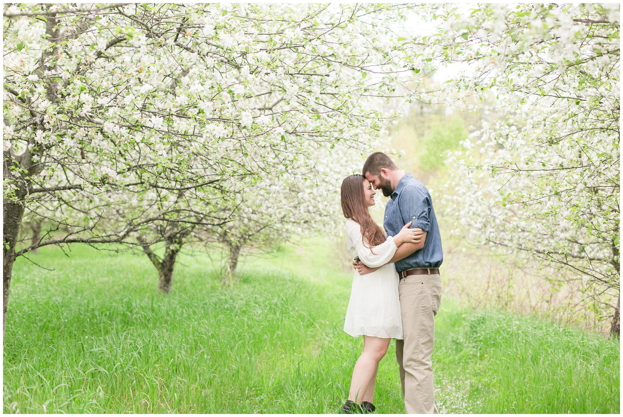 New Hampshire Engagement Session | NH wedding photographer