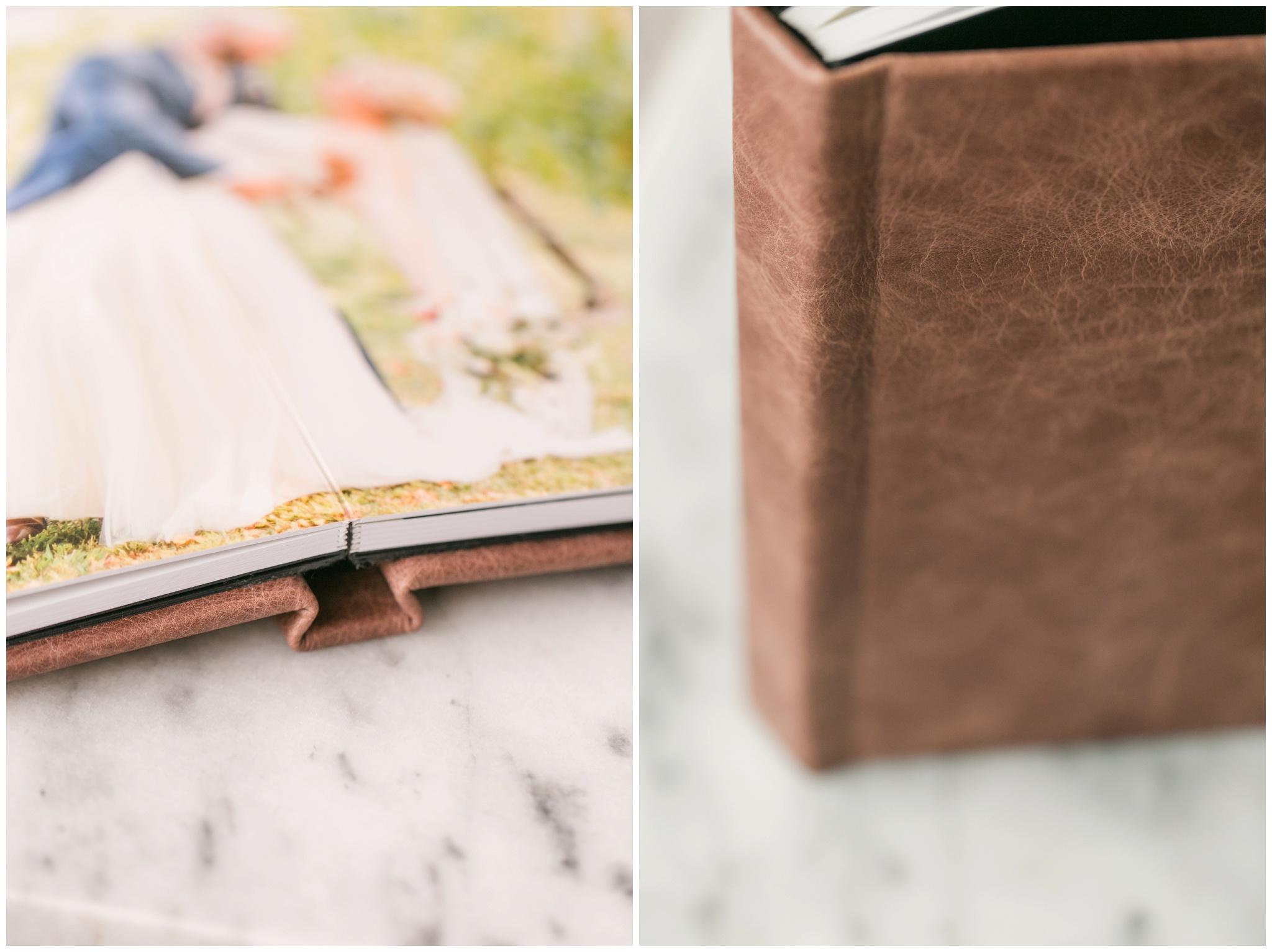 Amy Brown Photography | New Hampshire Wedding Photographer | Wedding Album