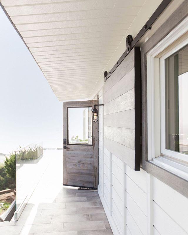 Rise and shine... . . . #jodiflemingdesign #exteriordesign #exterior #beachhouse #entry #beachstyle #interiordesign #porch #customhome #designbuild #coastal