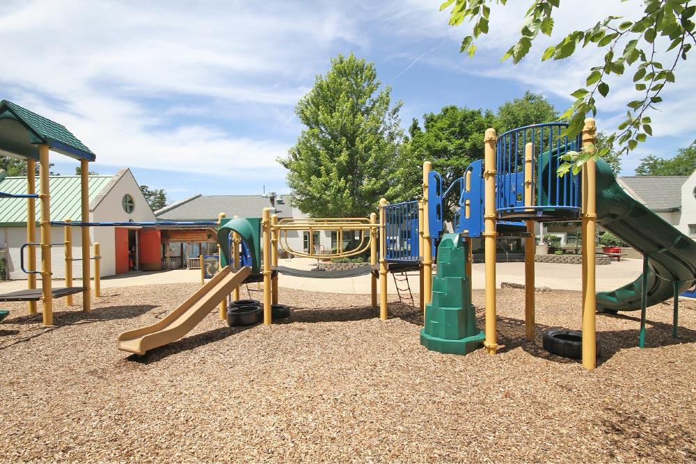 Preschool Playscape