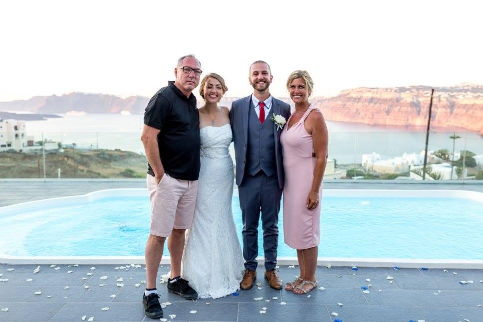 My Dad, Wife, & Mom
