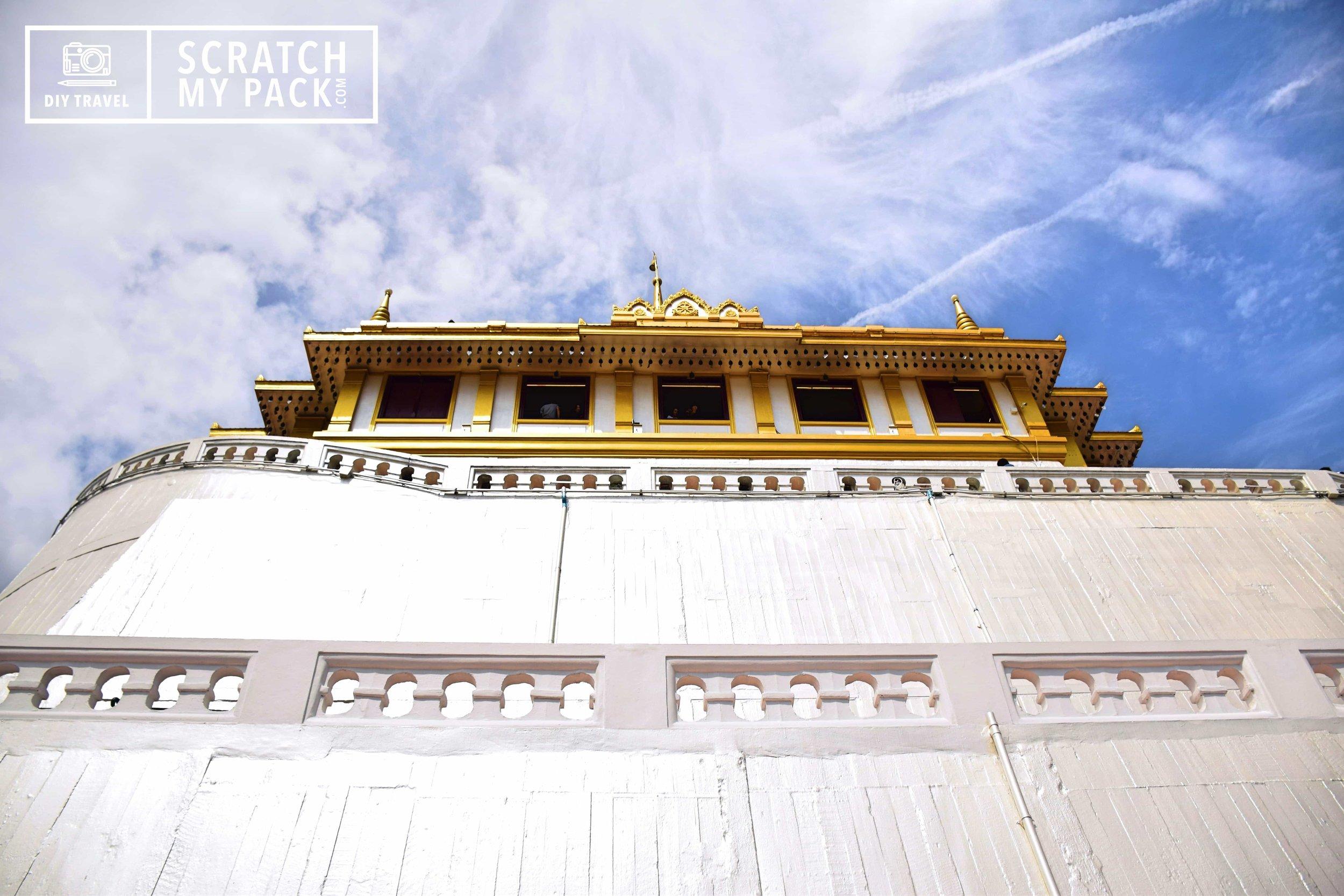 Wat Saket Temple, Bangkok