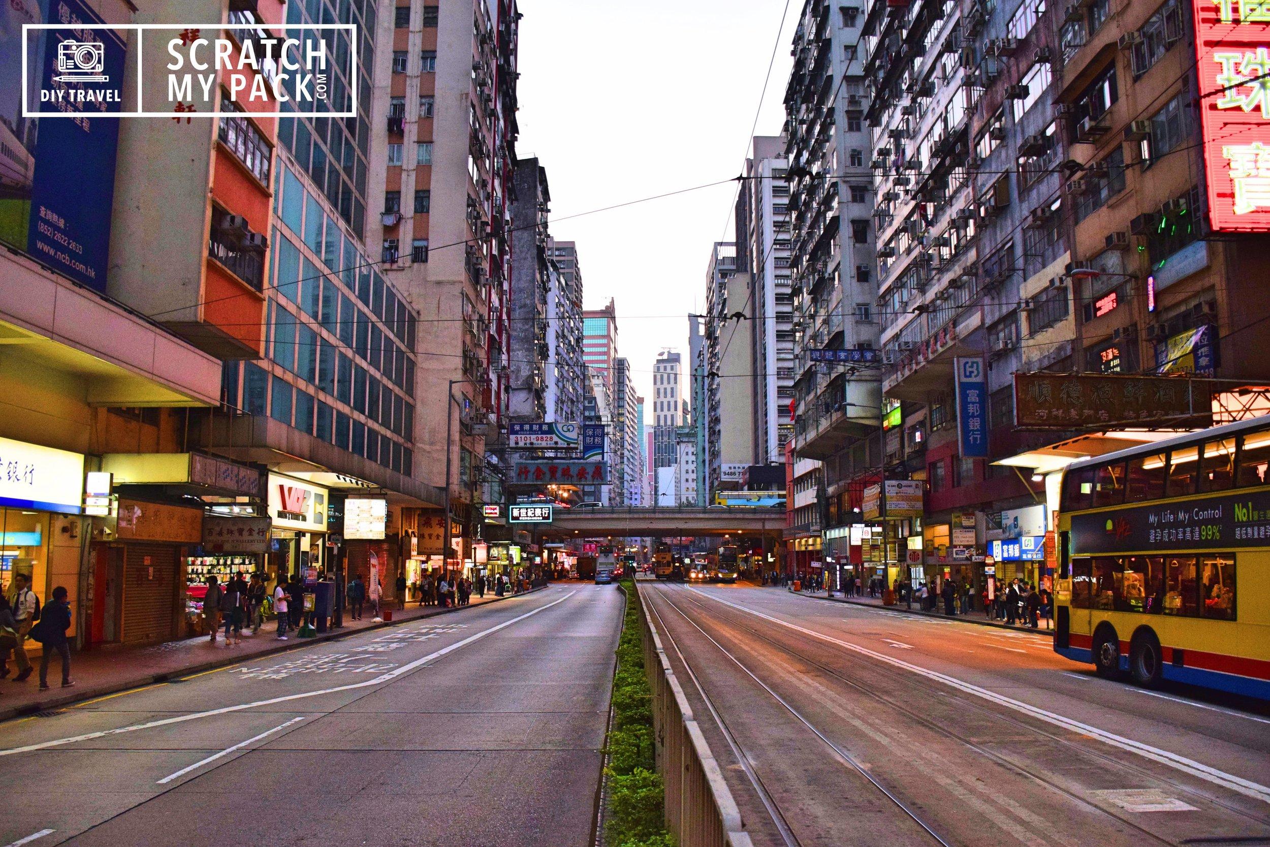 Causeway Bay area
