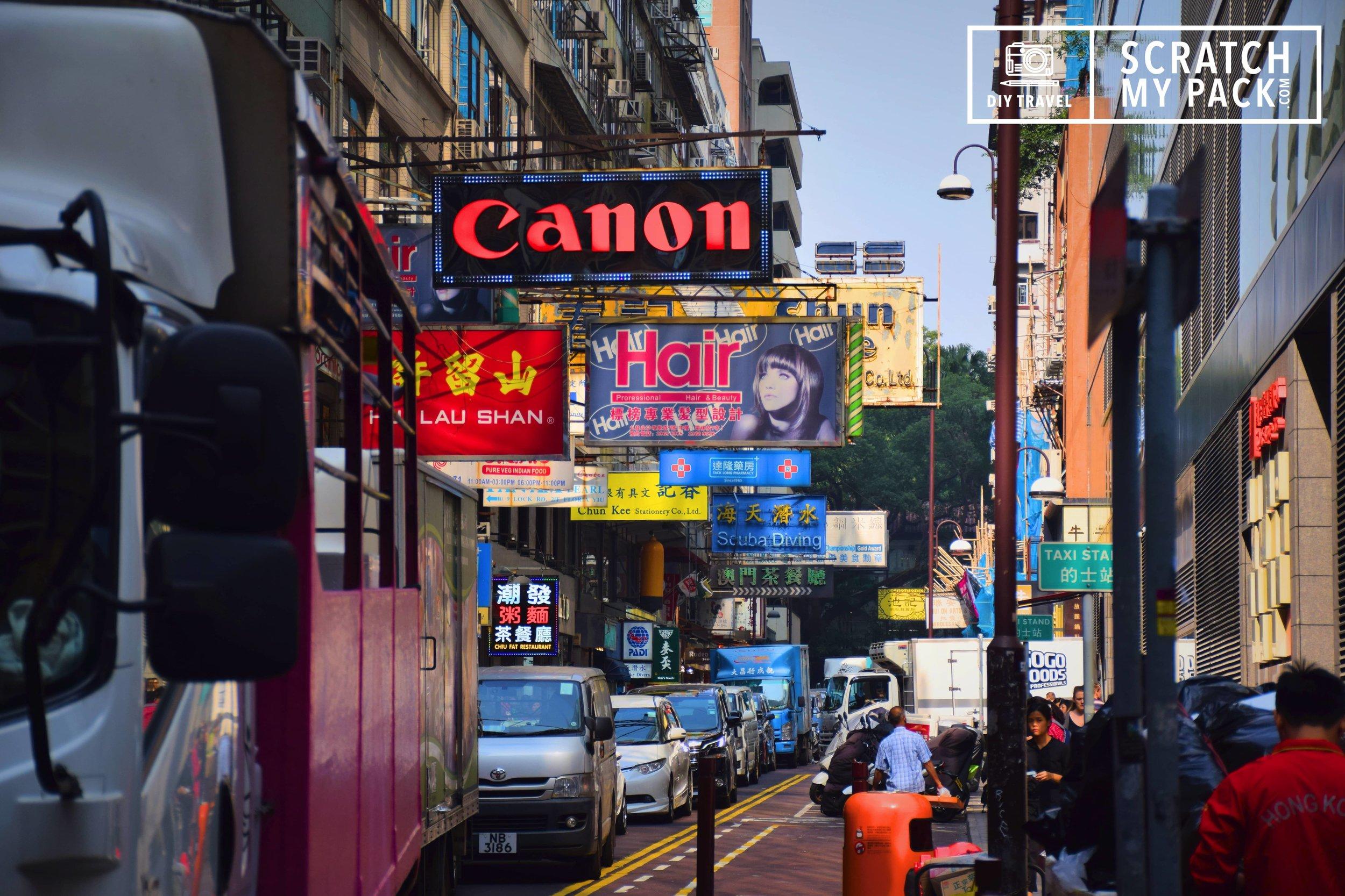 Near Chungking Mansions