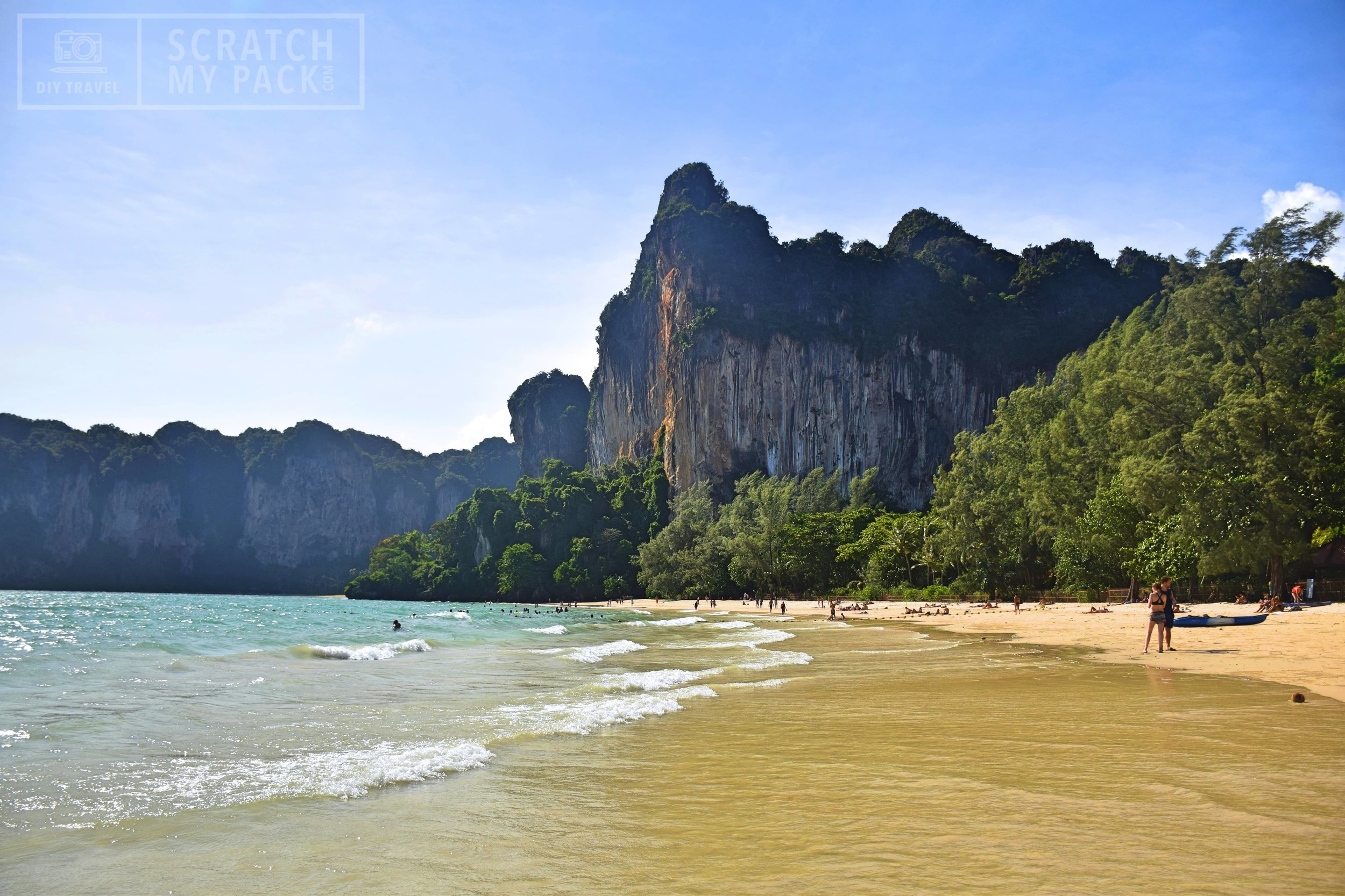 Railay Beach, Ao Nang