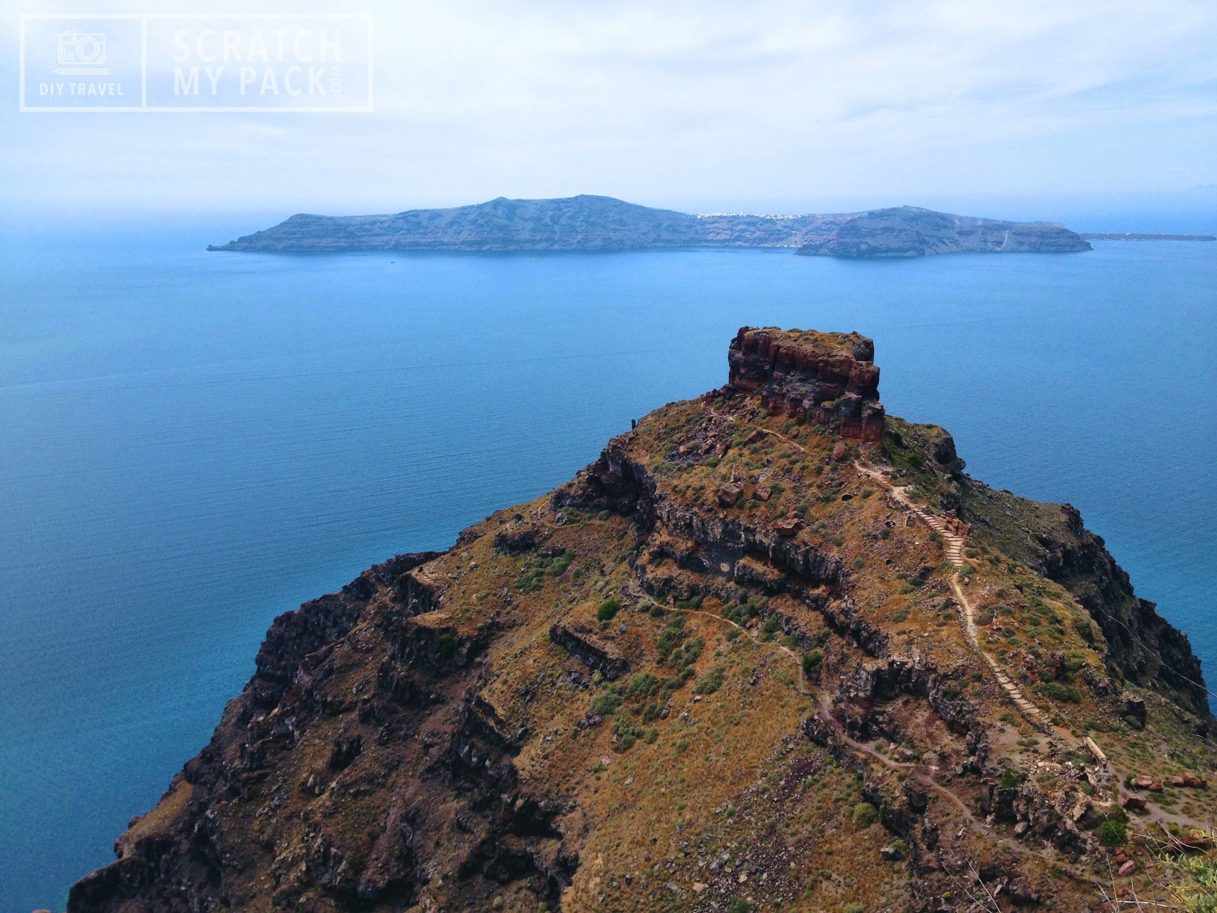 Walk to Skaros Rock  - Skaros is one of the most impressive spots in Santorini. Climb to the top of the rock for great views. It is also historically important, as it was the first fortress that was built on Santorini in the 15th century in order to protect from pirate attacks.