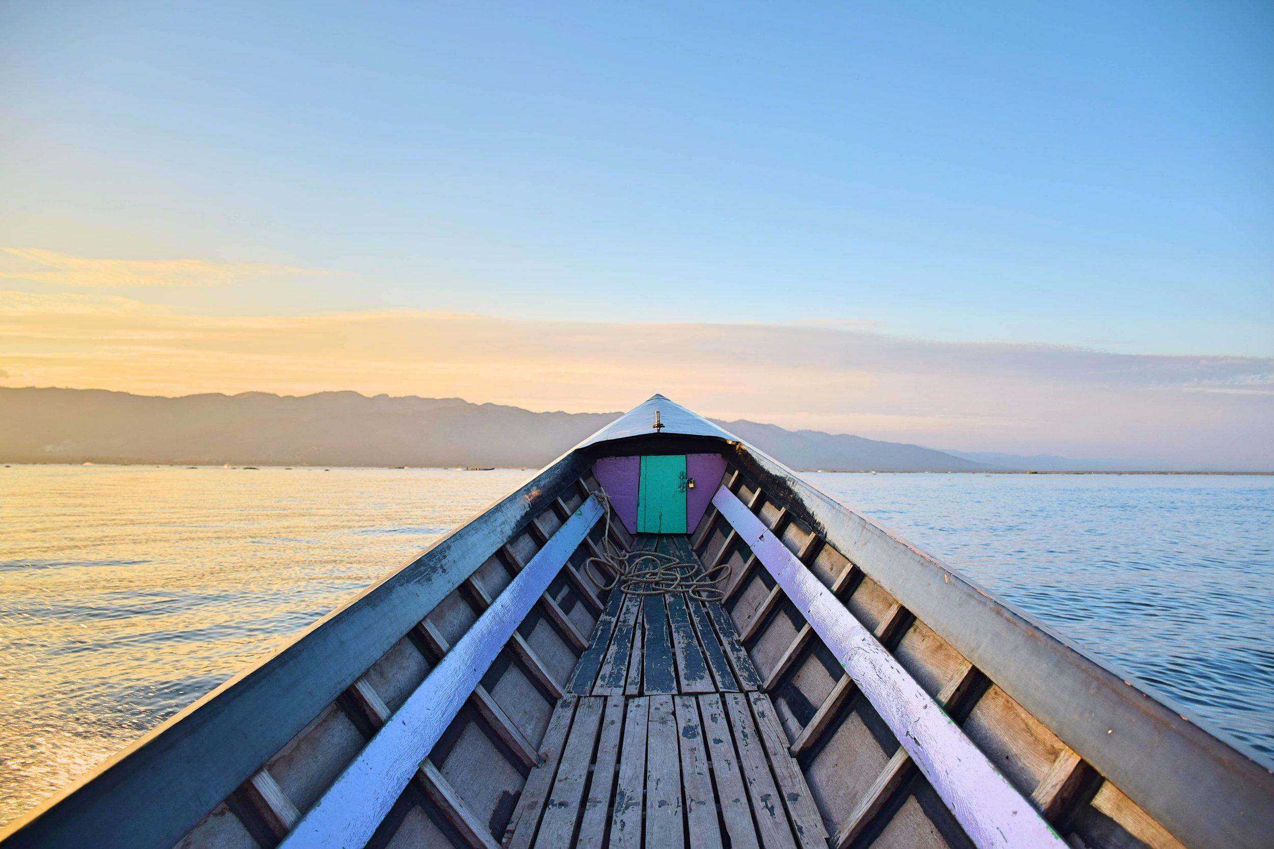 Inle Lake -