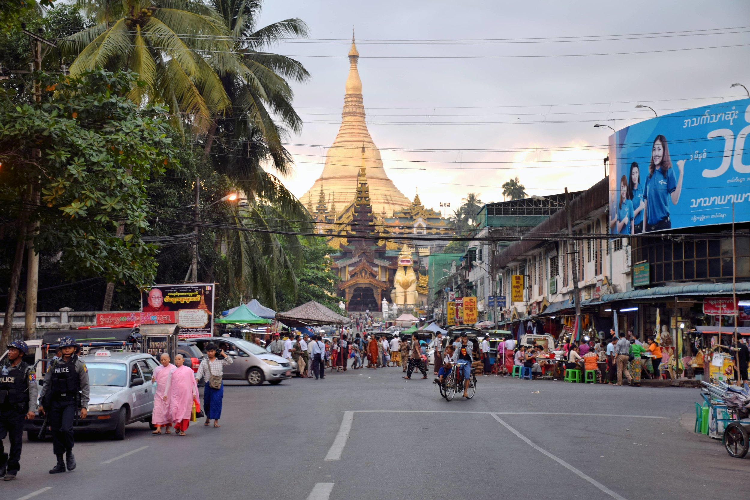 Yangon -