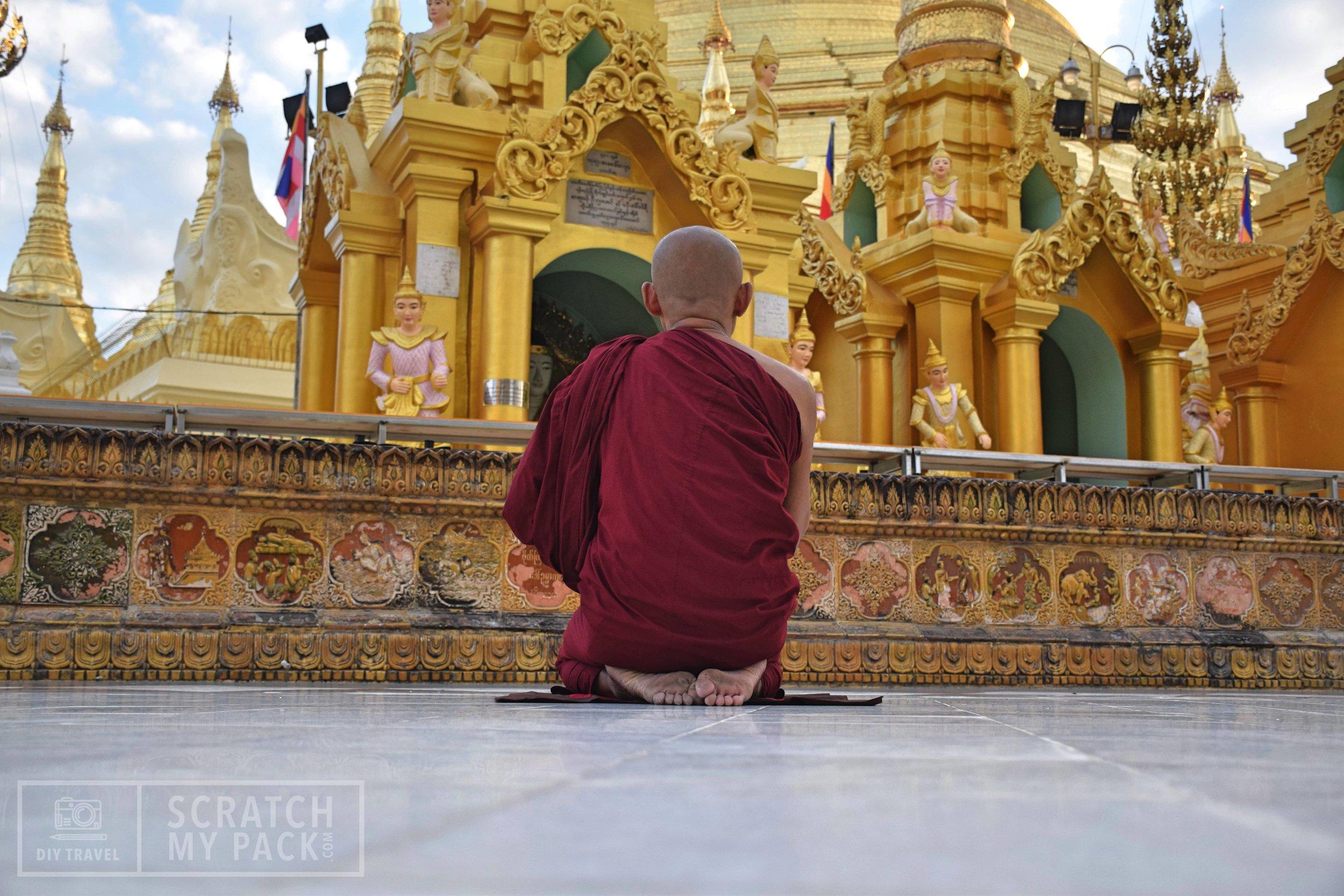 Yangon: Explore Shwedagon Pagoda