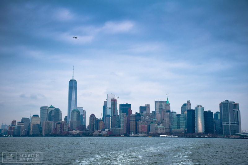 Staten Island Ferry  -  Free -  Take this free ferry over to Staten Island to get stunning views of city and enjoy some time on the water. They serve hot dogs and booze on the boat, and you can make your way to the upper deck and enjoy the breeze.