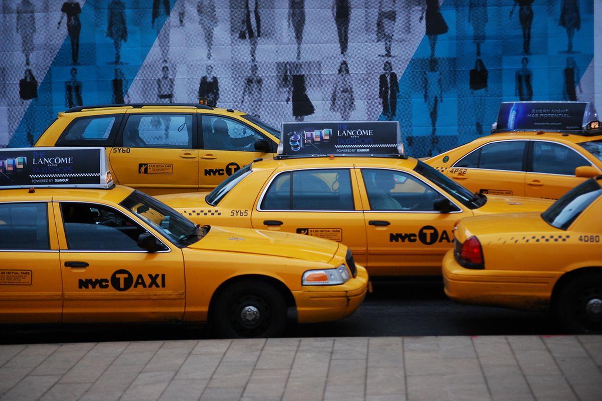 DO NOT TAKE YELLOW CABS.  New York traffic can be so unpredictable that you may get caught in it and your yellow cab price goes up and up and up.