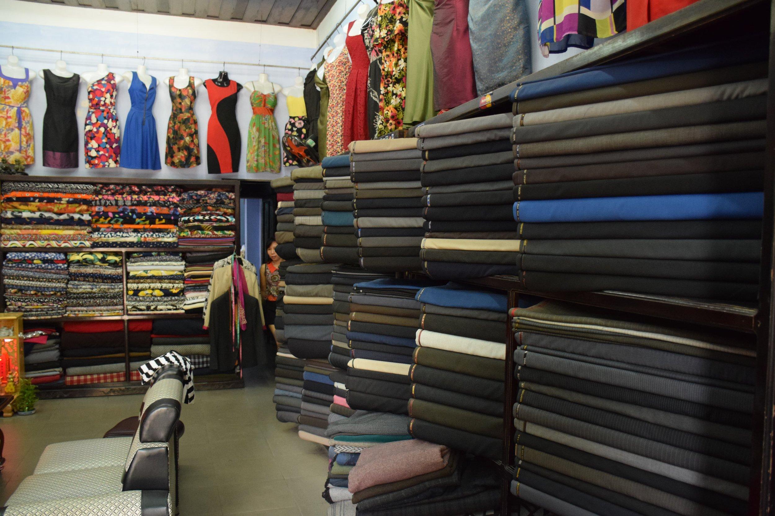 Cloth Shop Su.