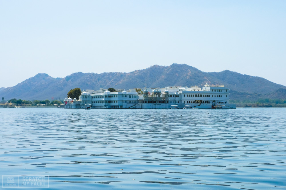 Lake Palace   -  The Lake Palace was built between 1743 and 1746 and was to be used as a summer palace. Today the palace is a 5-star hotel that can only be accessed and explored if you are a paying guest (like $400/night). Breathtakingly gorgeous, if you want a close up view, you can take a boat ride around the lake.