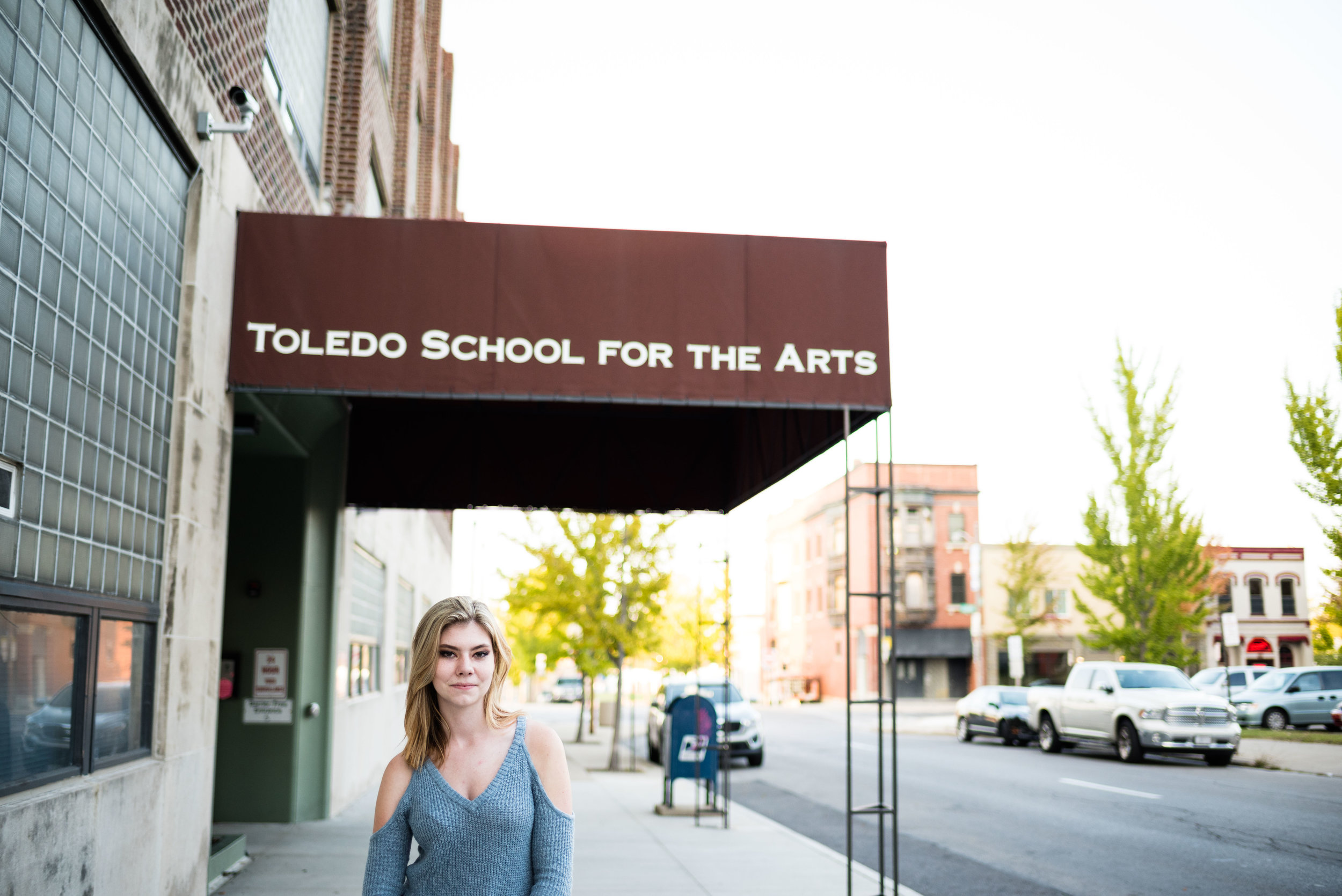toledo school for the arts senior
