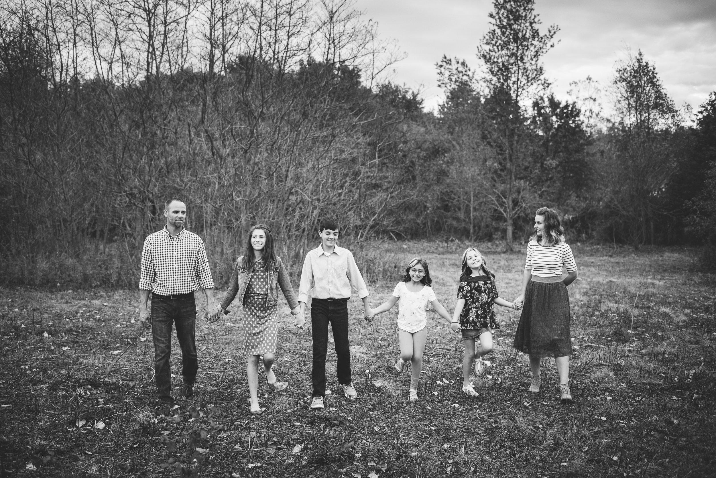 findlay family portraits