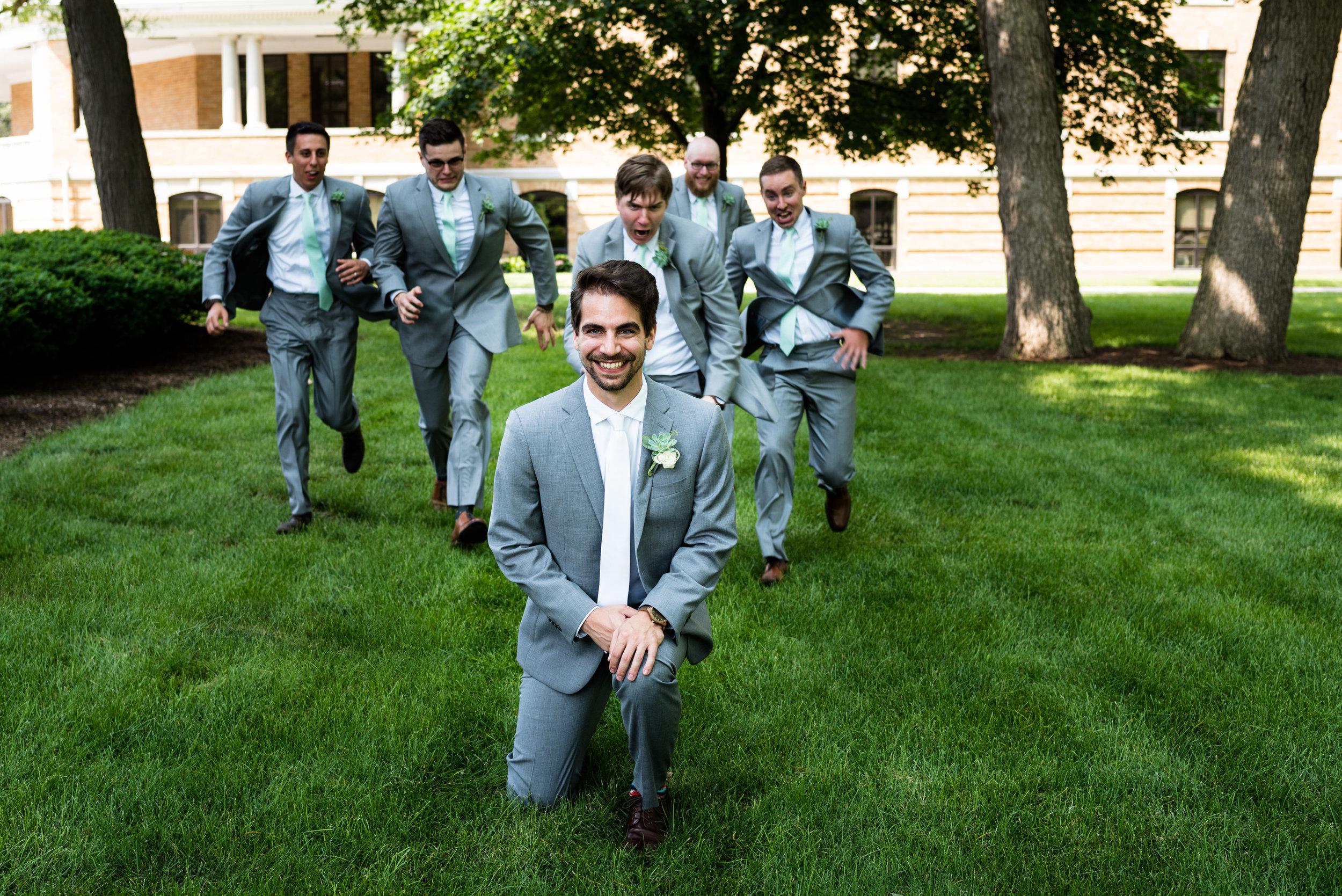 bg ohio wedding photos