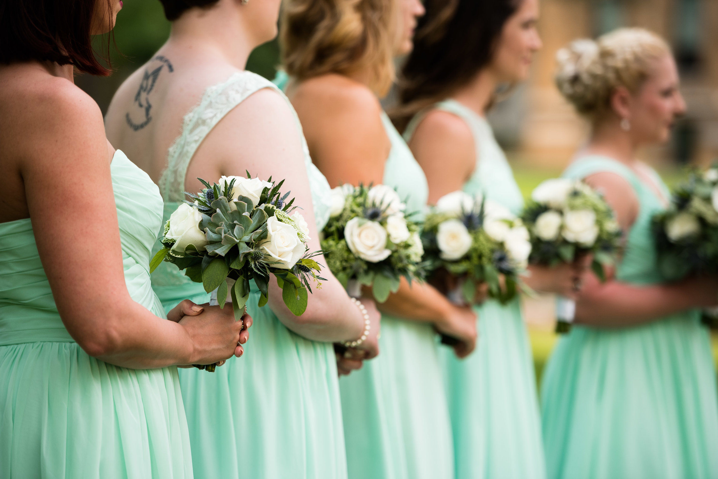 klotz flowers wedding bouquet