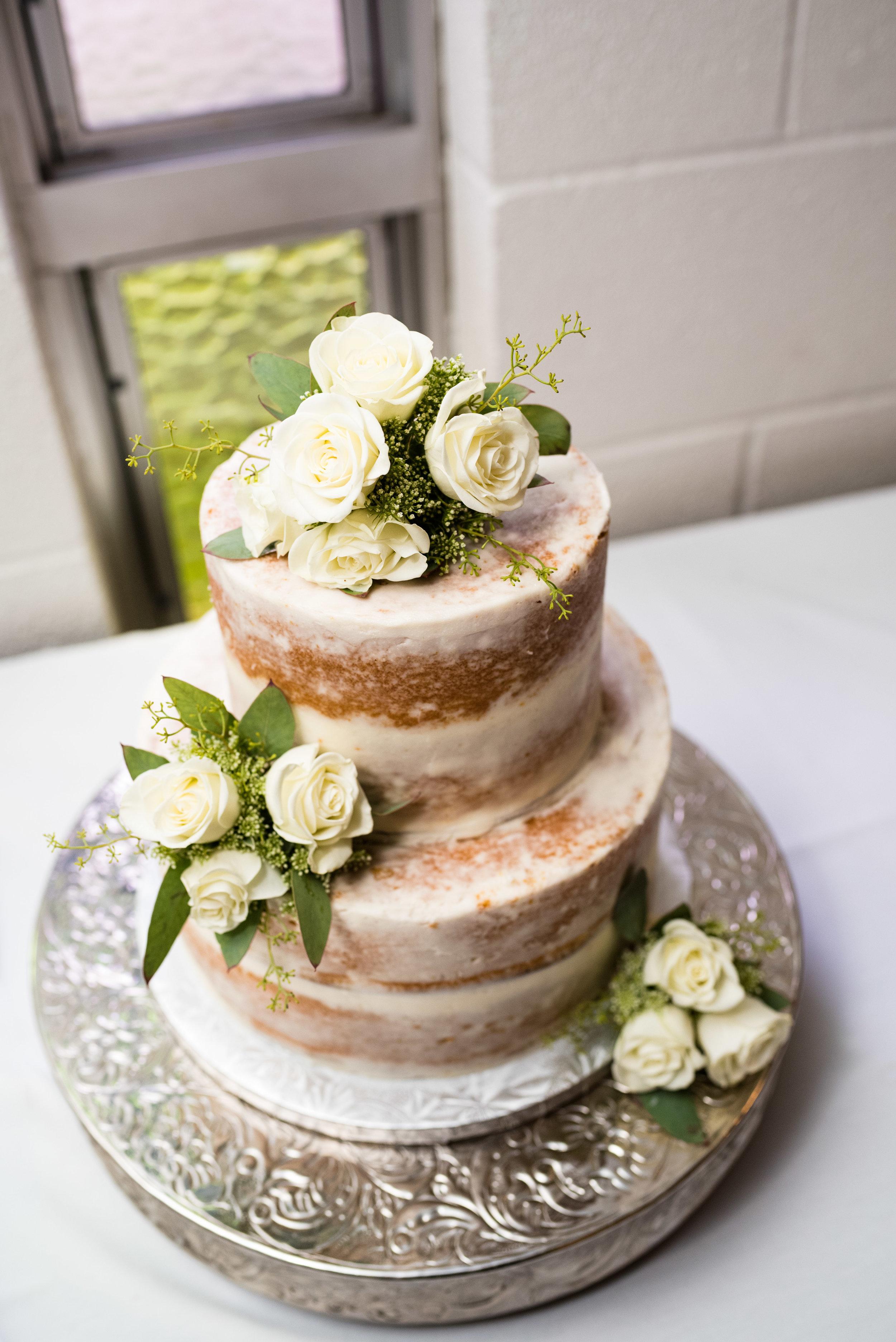 bowling green wedding cake