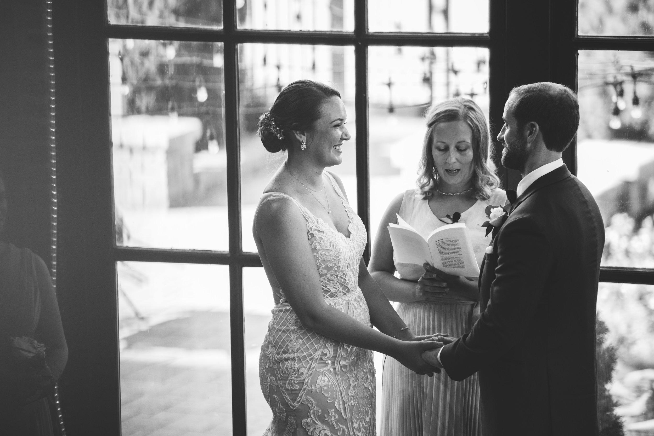 cleveland wedding ceremony