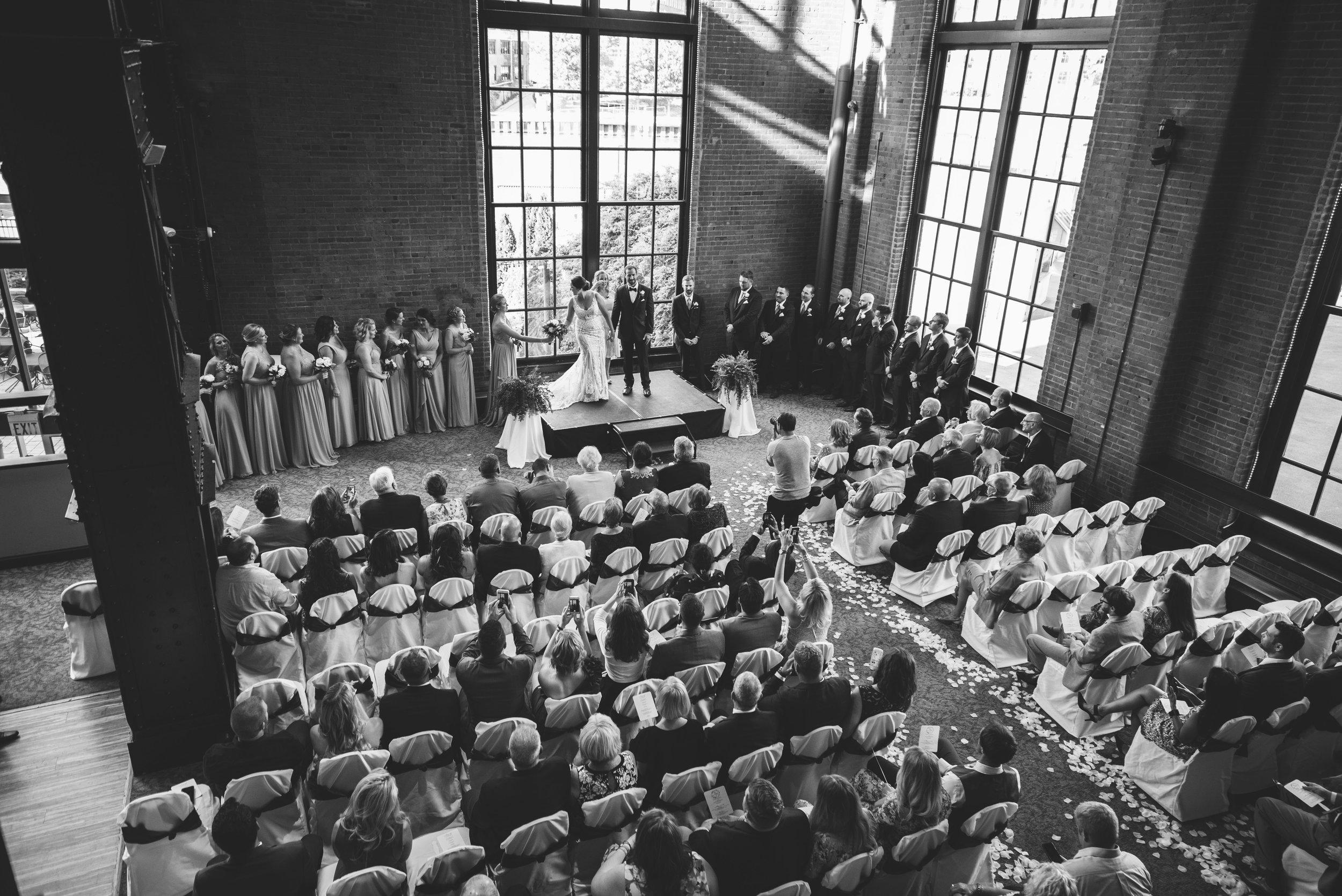 ohio wedding ceremony