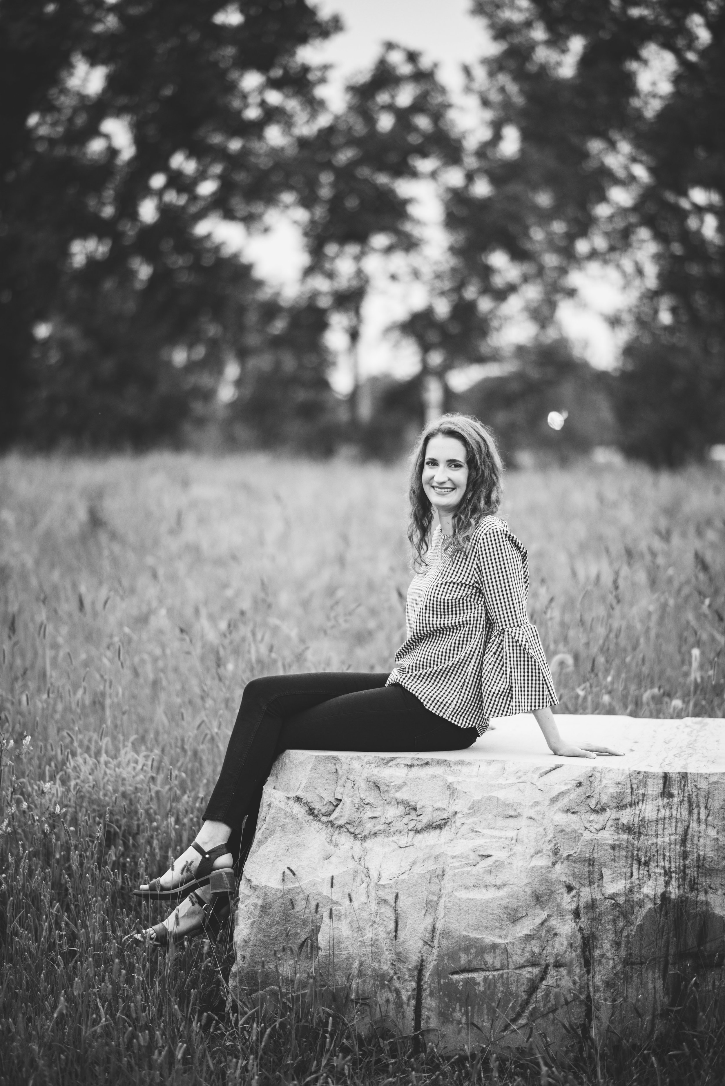 toledo ohio senior photographer