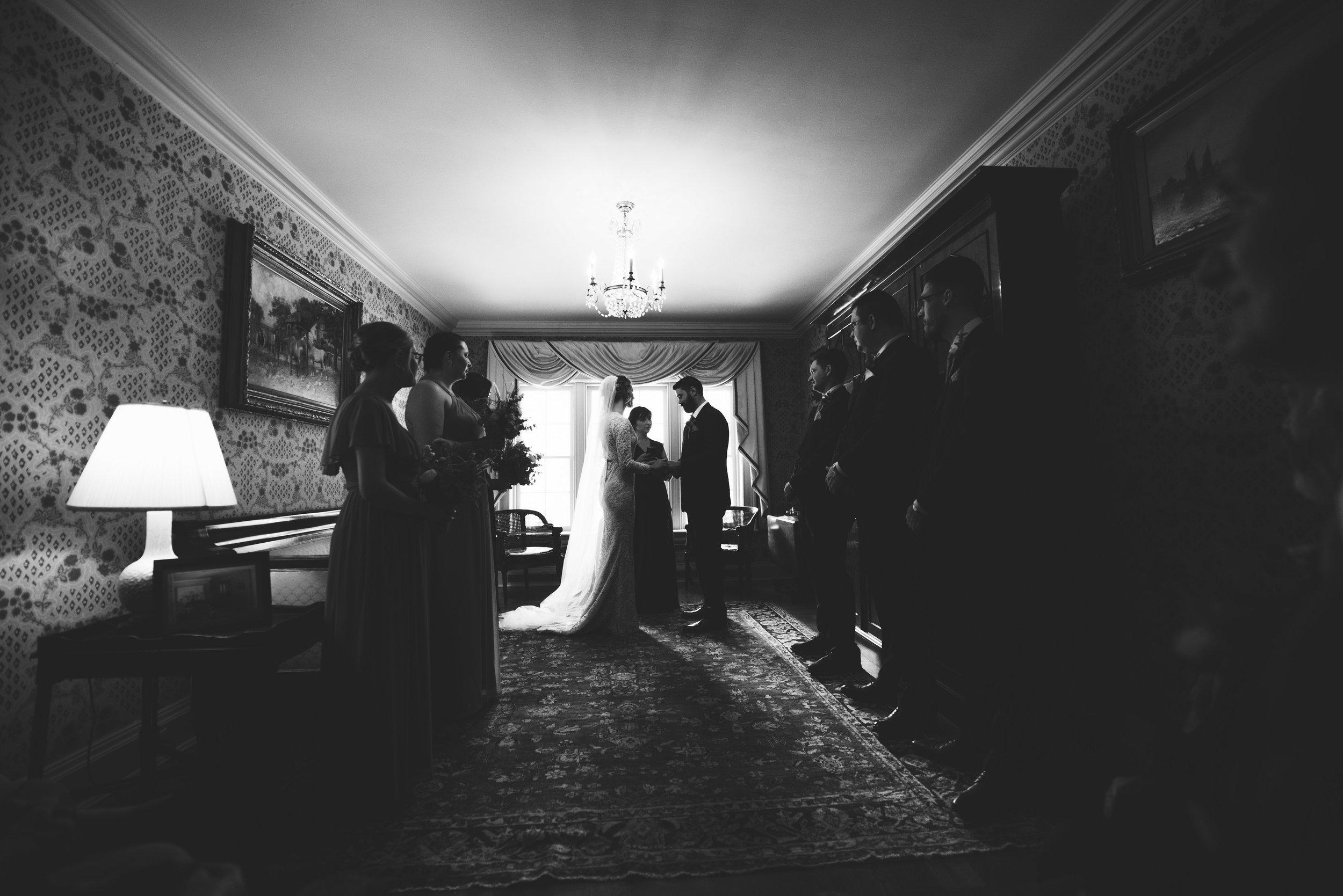 toledo ohio wedding portraits