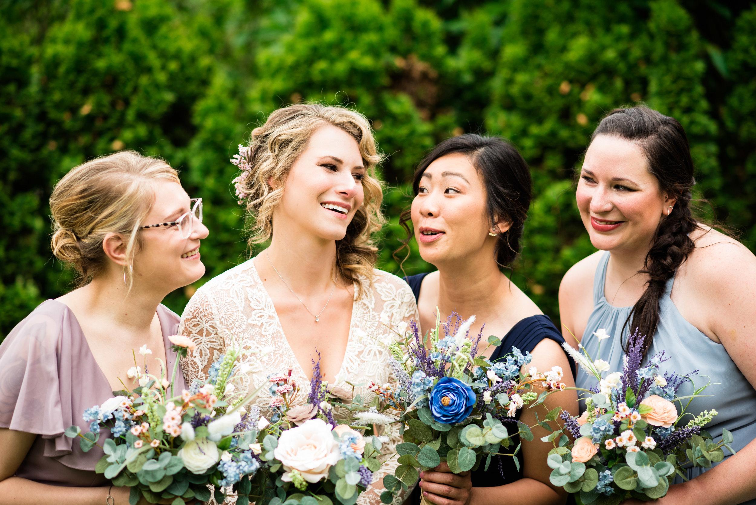ohio wedding portraits