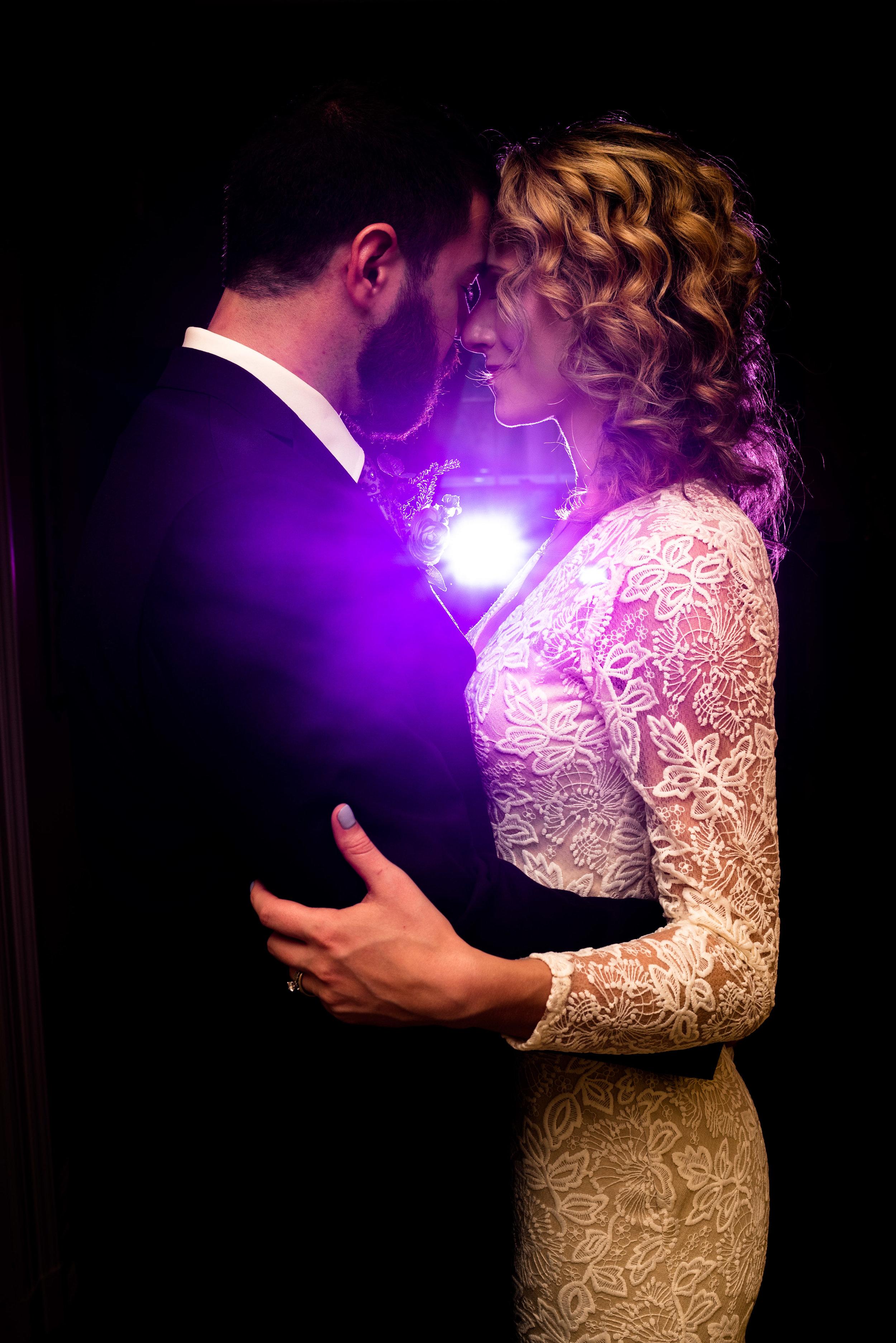 creative toledo wedding photography