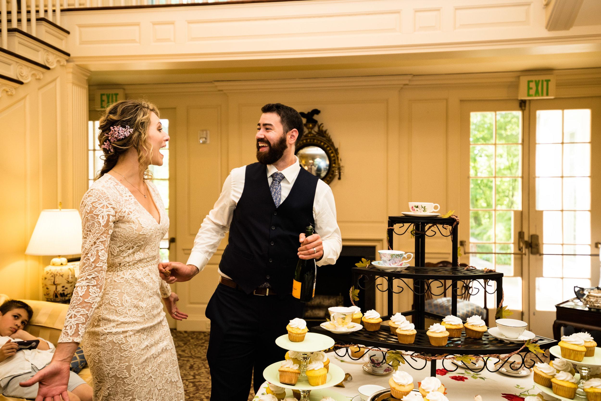 professional wedding portraits