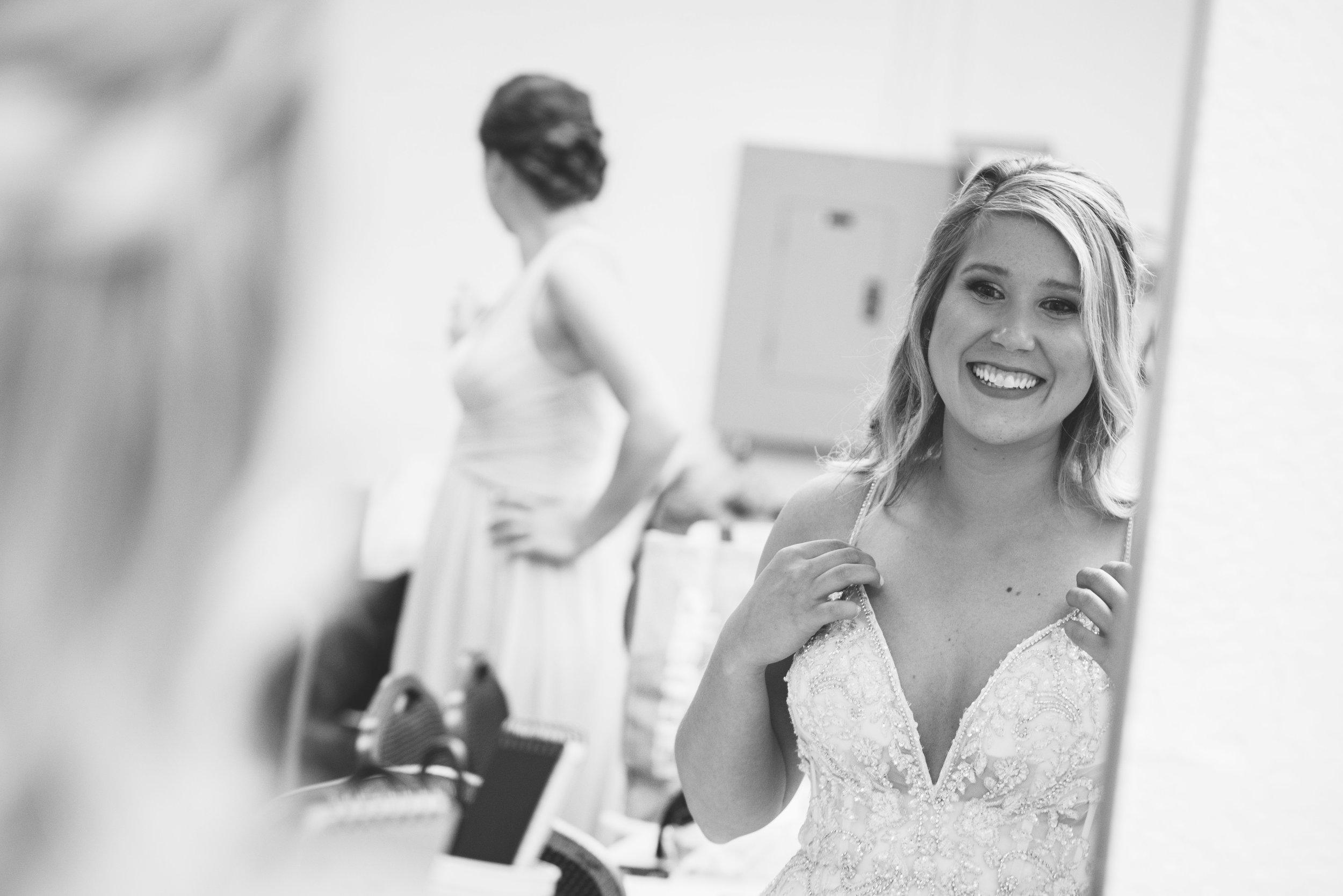 bride photos toledo ohio