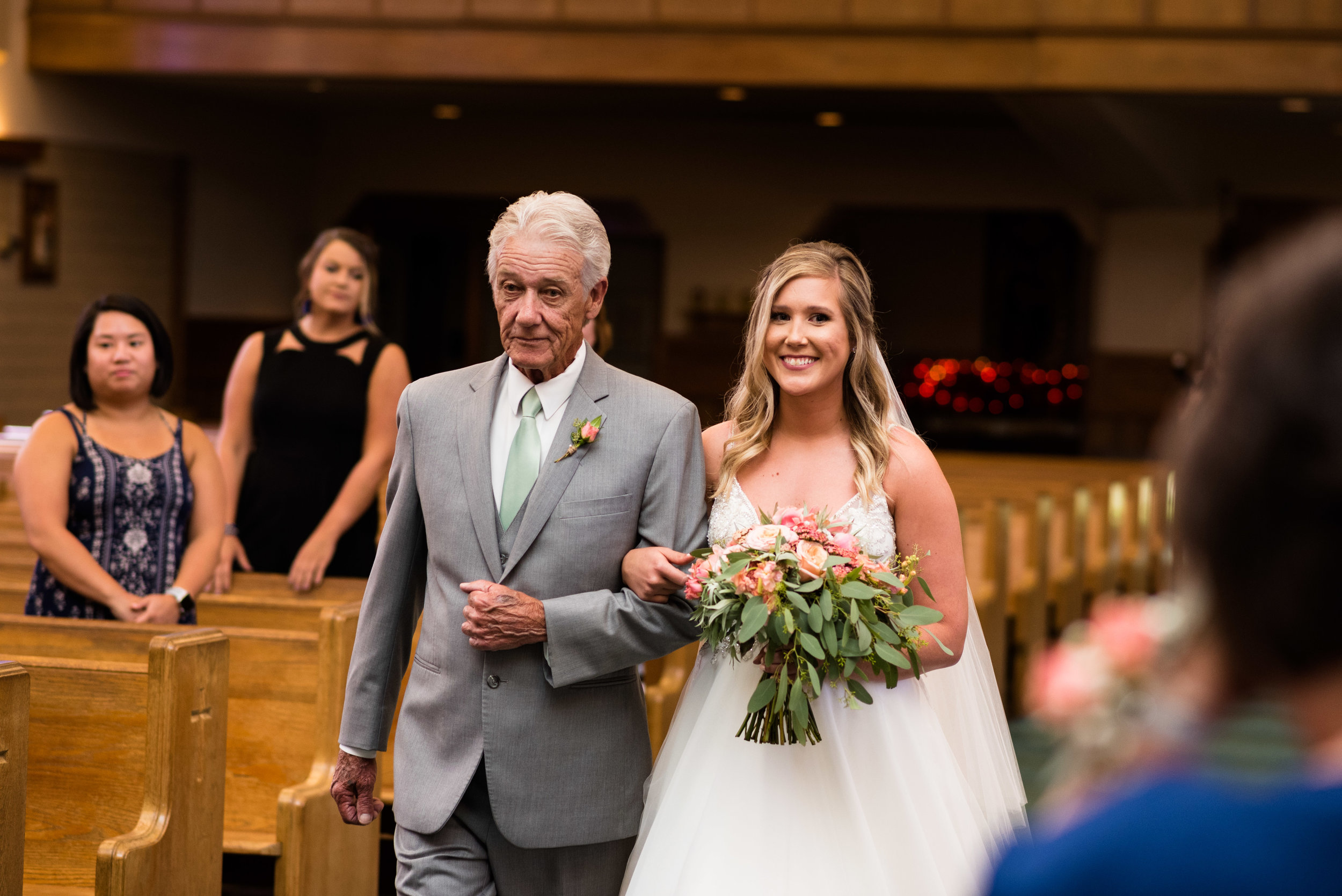toledo ohio church wedding