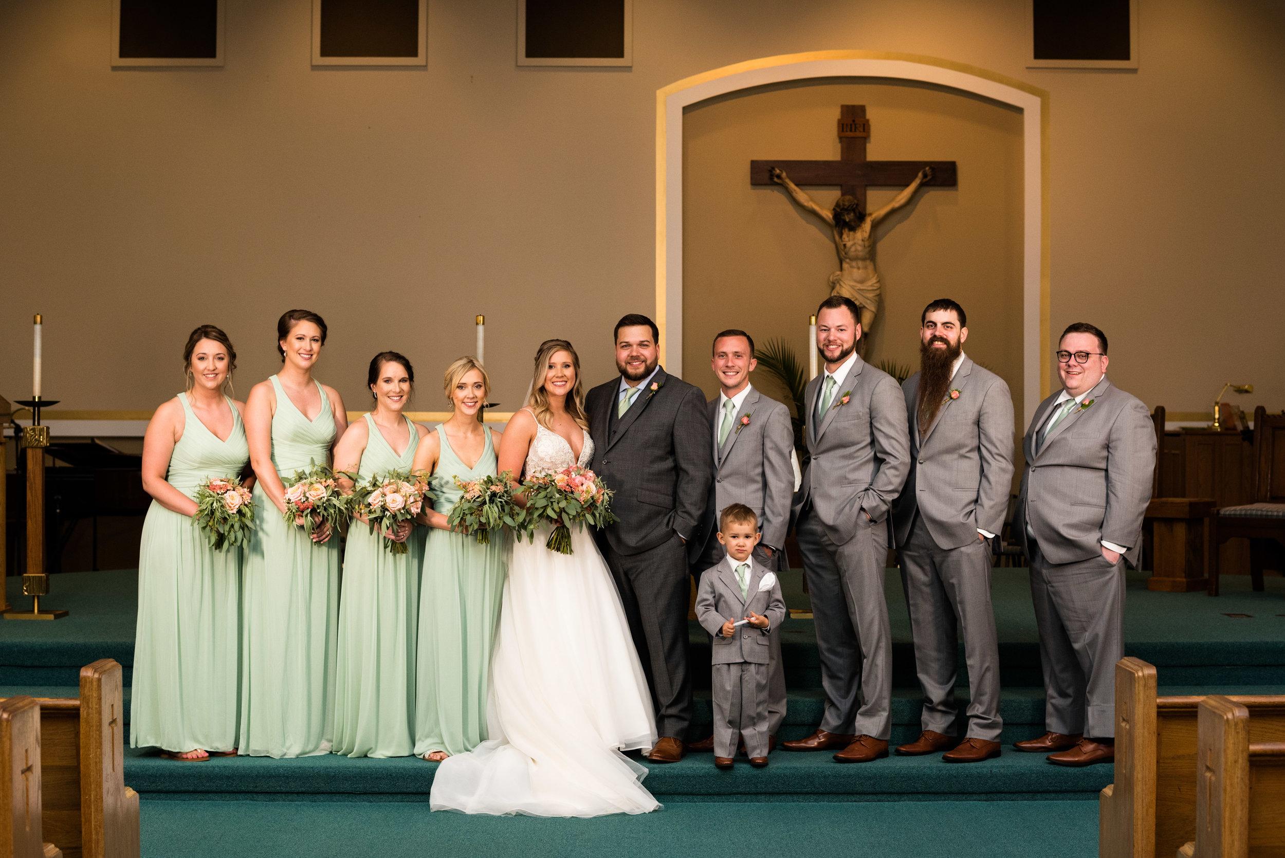 wedding photos in ohio