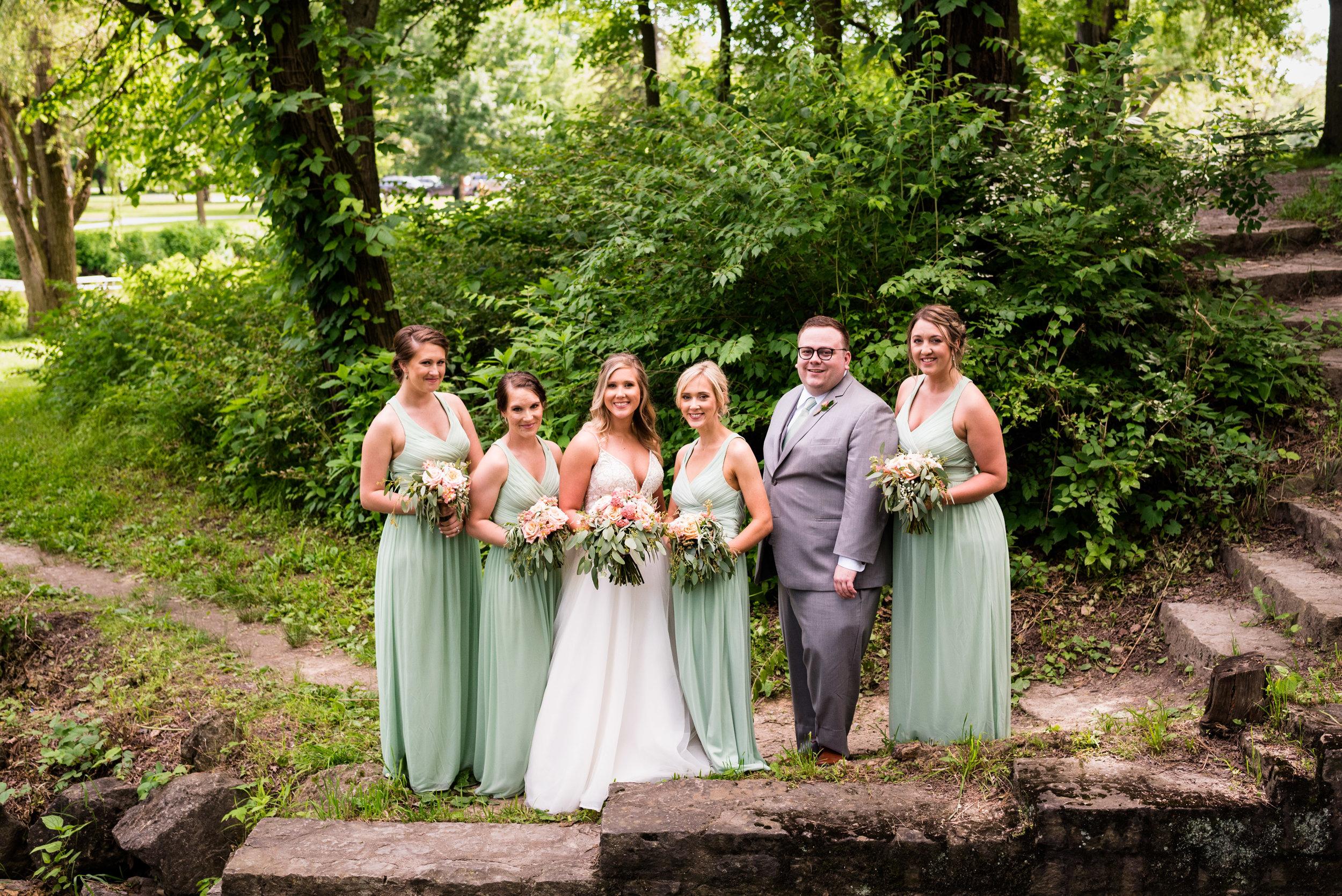 maumee ohio wedding photographer
