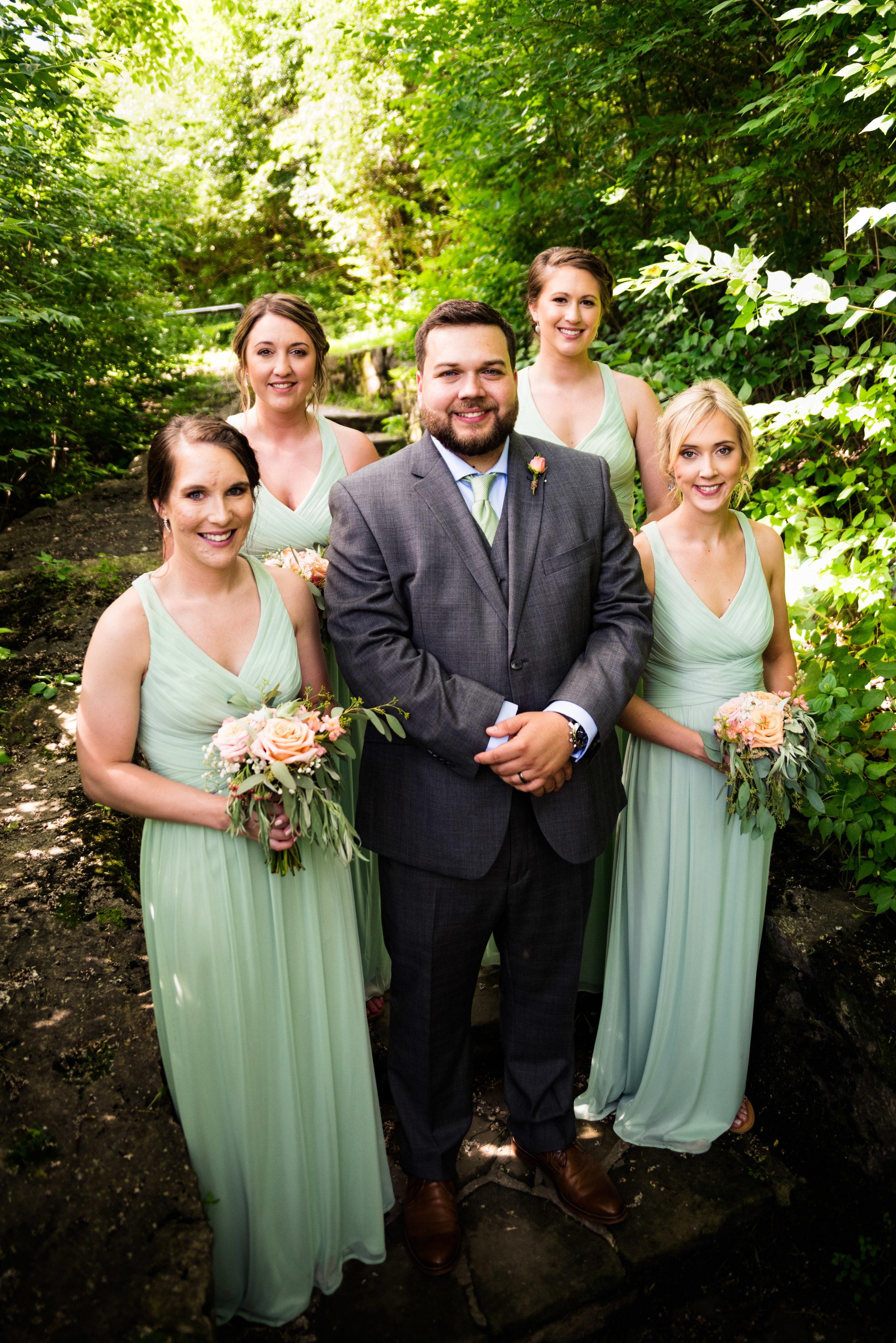 maumee wedding portraits