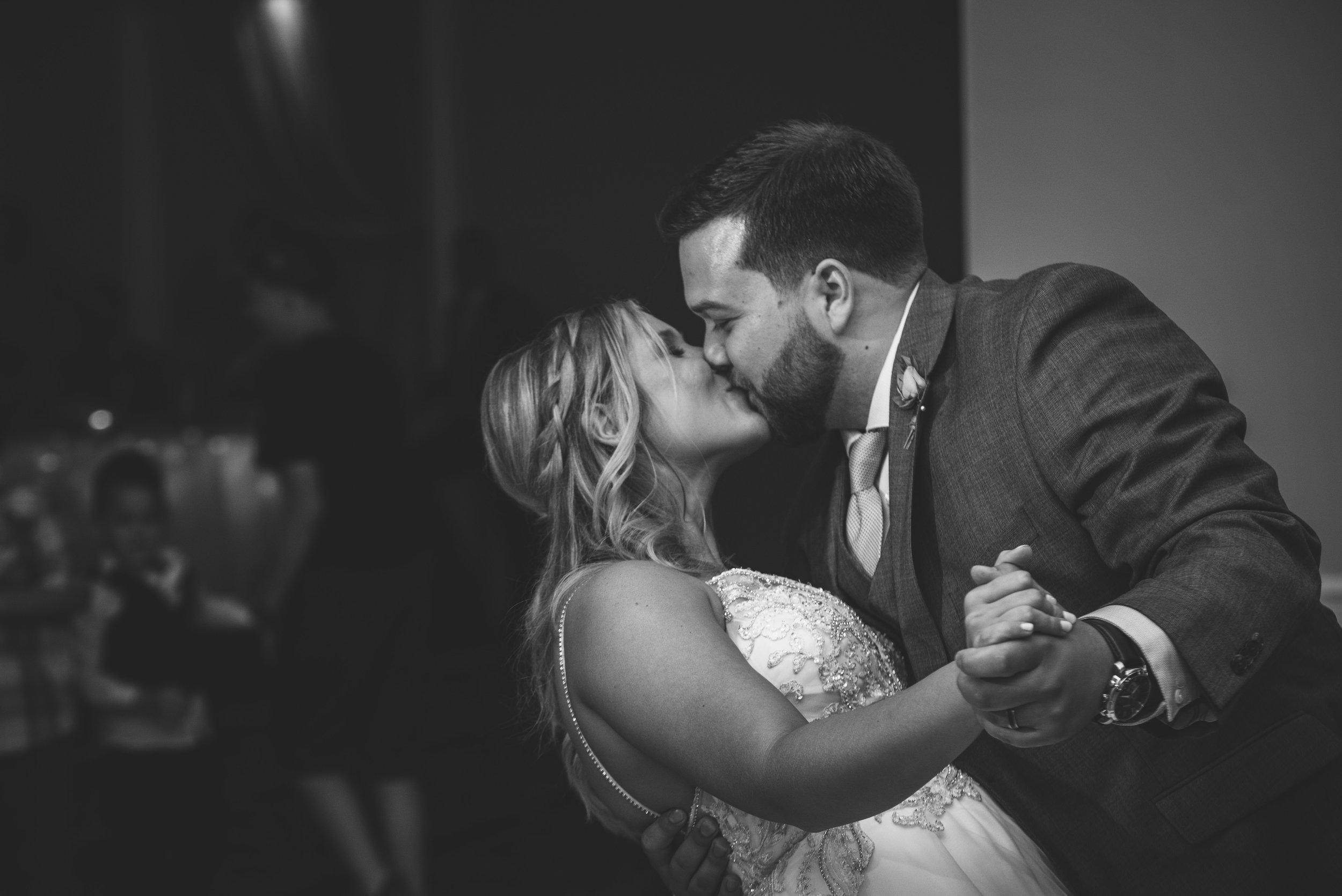 toledo wedding reception first dance
