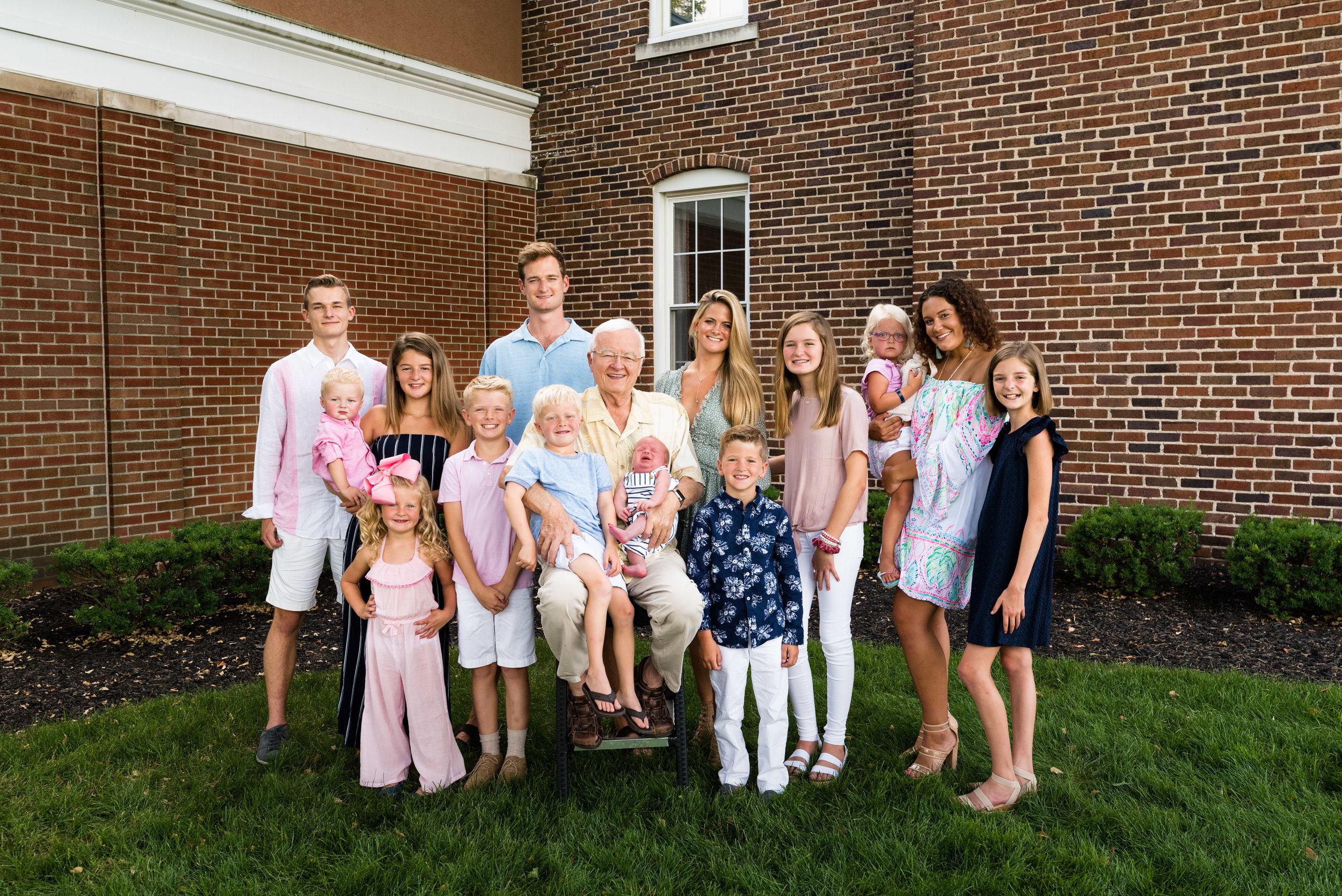 toledo family portraits