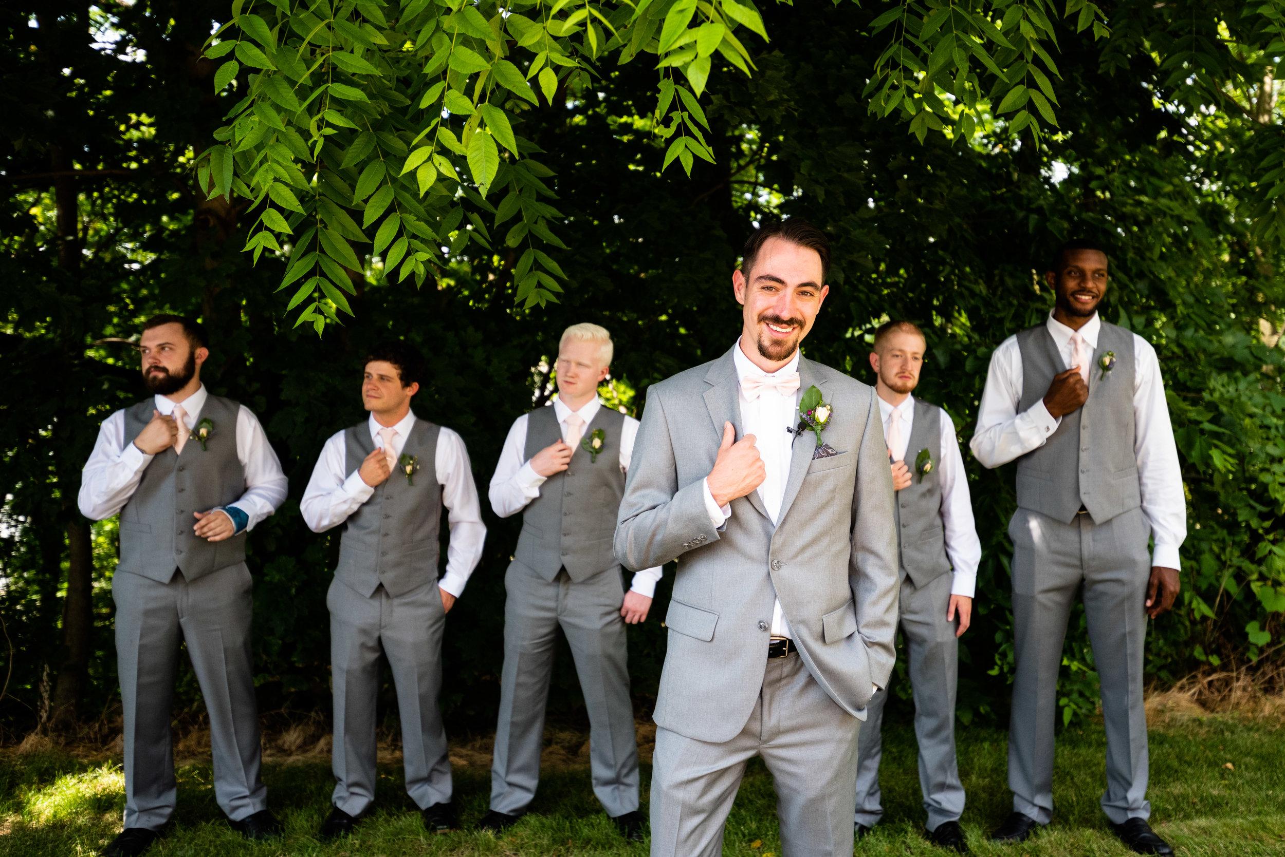 toledo ohio wedding photographer