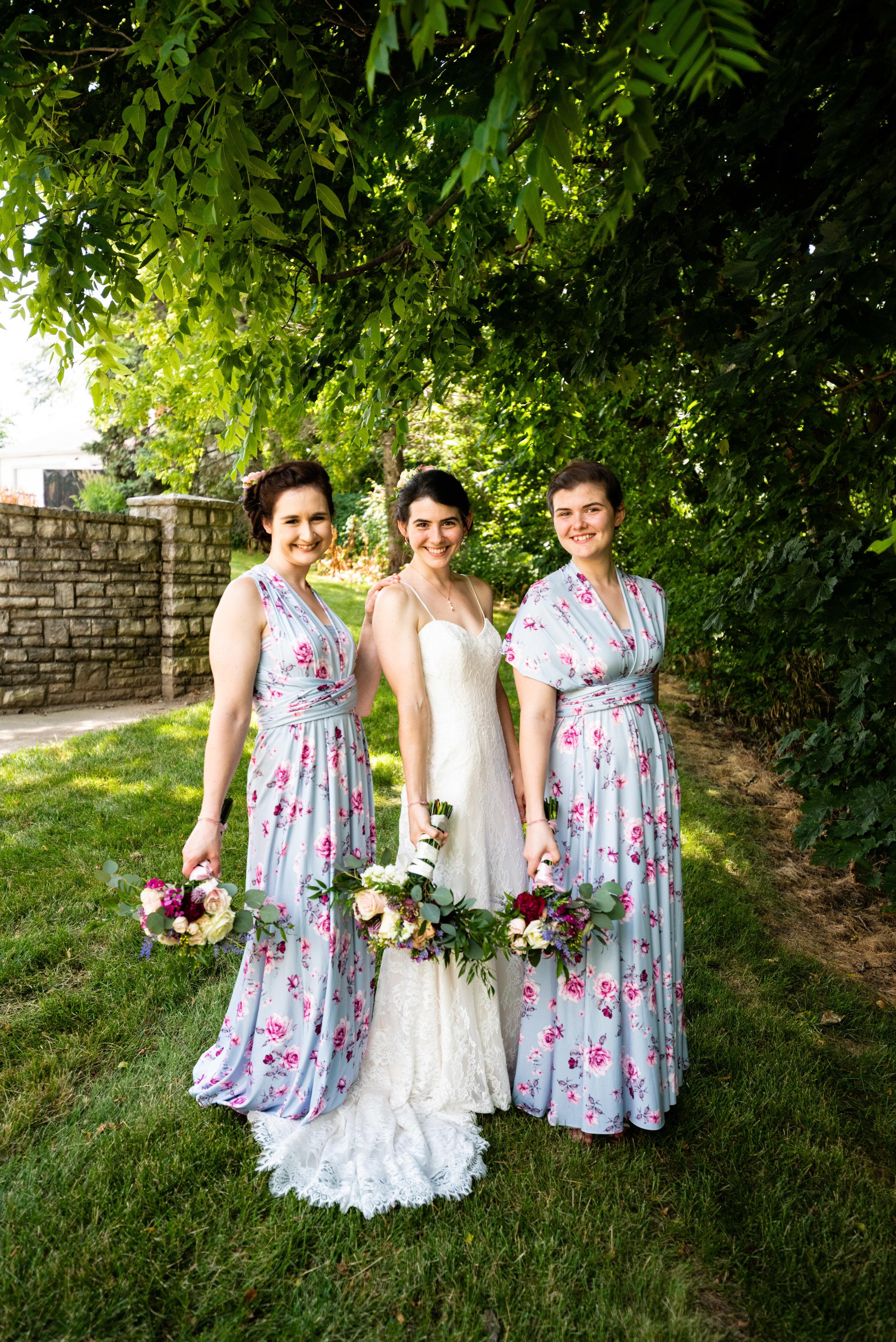 toledo ohio wedding photos