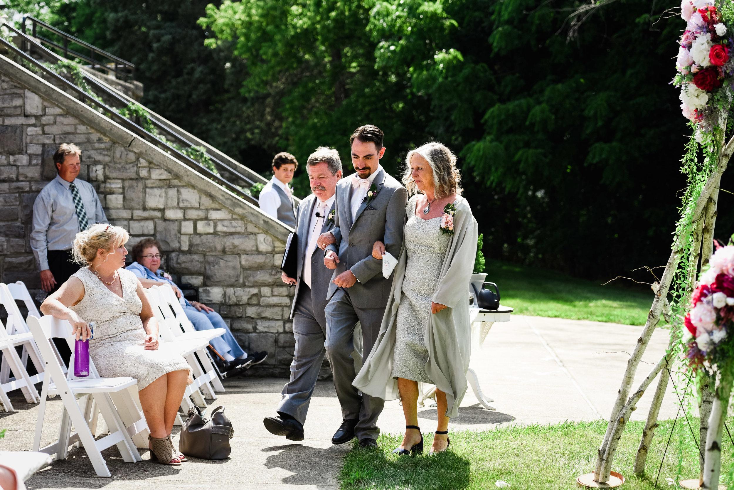 toledo wedding photos