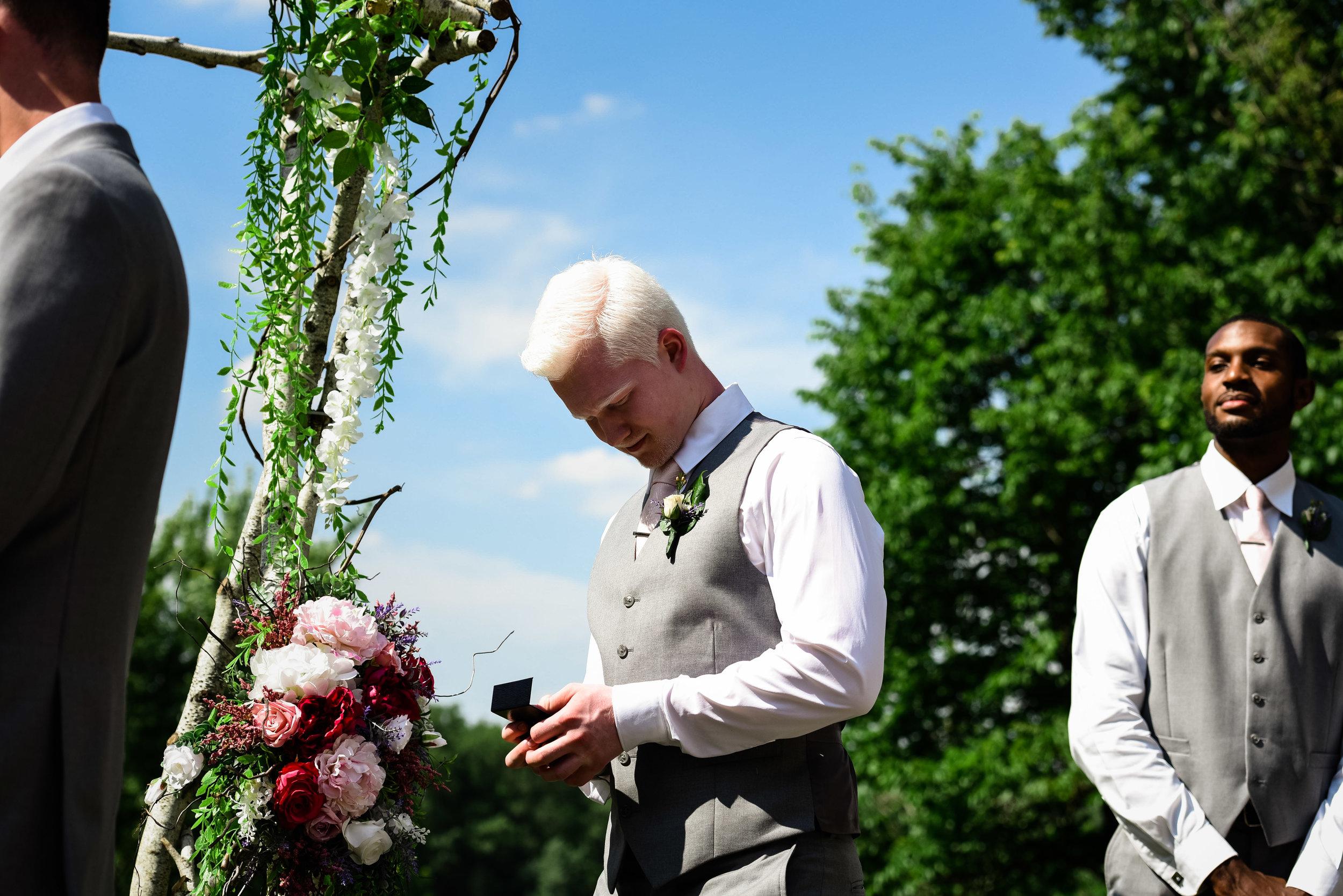 otsego park wedding