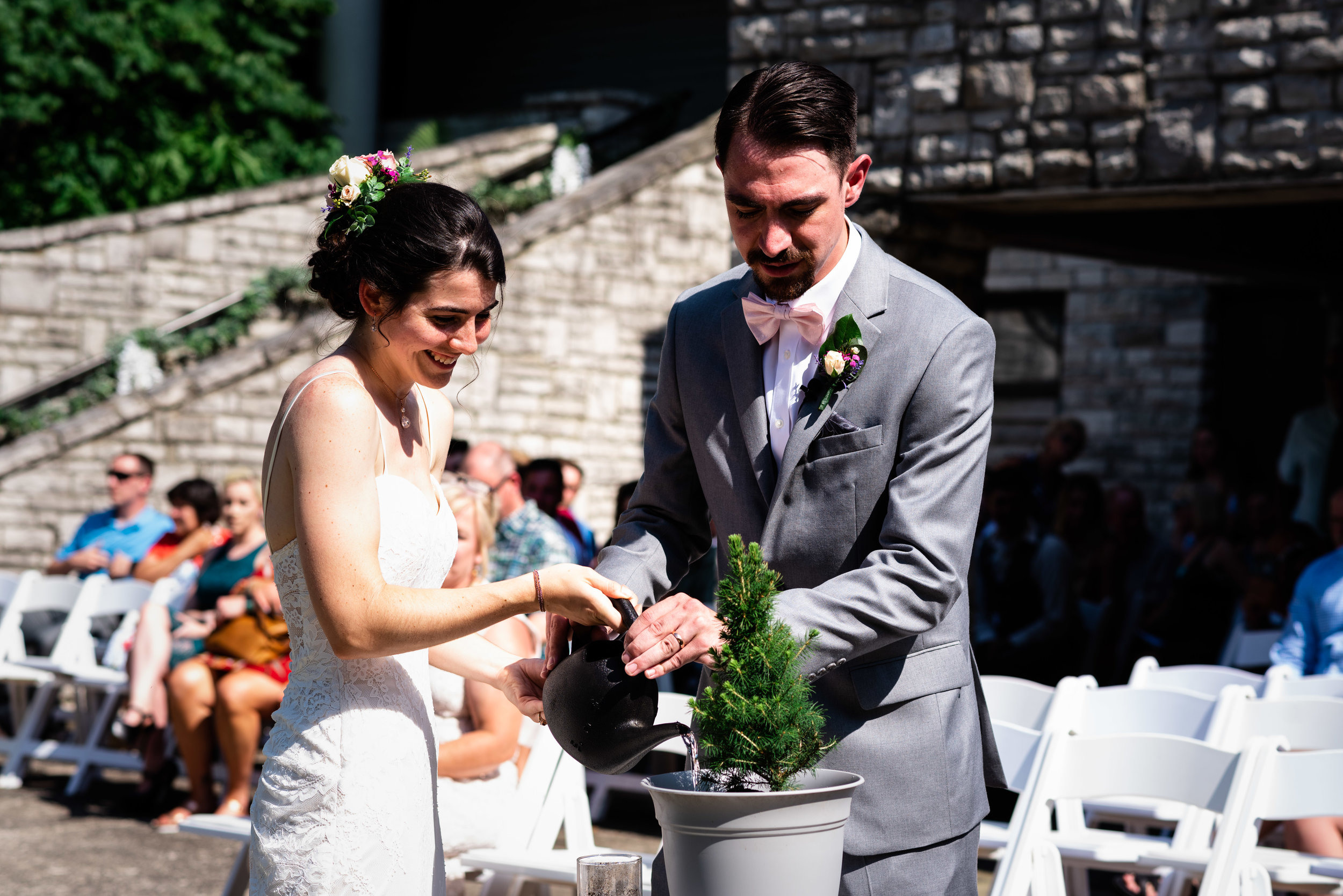 bowling green ohio wedding photos