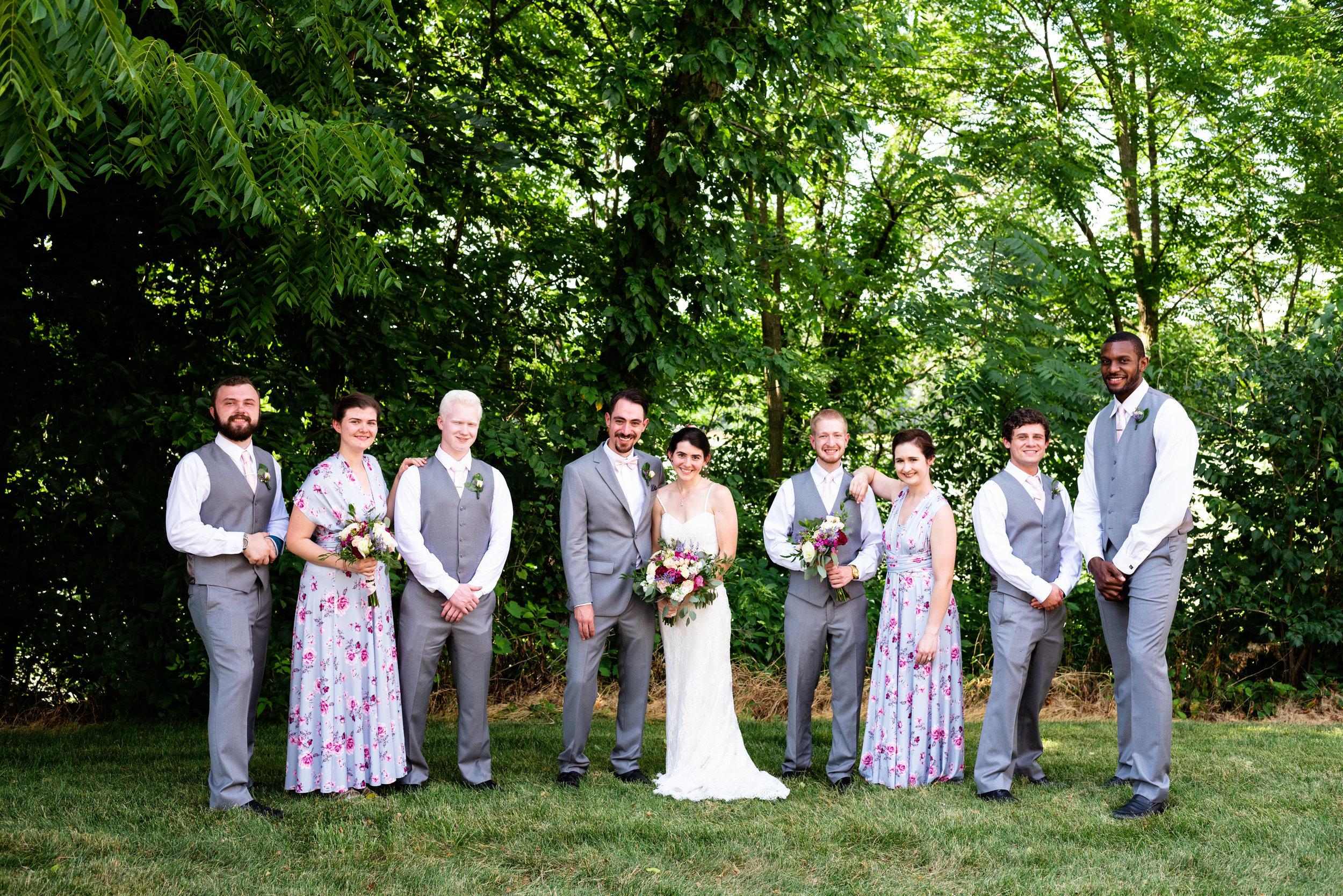 ohio wedding photos