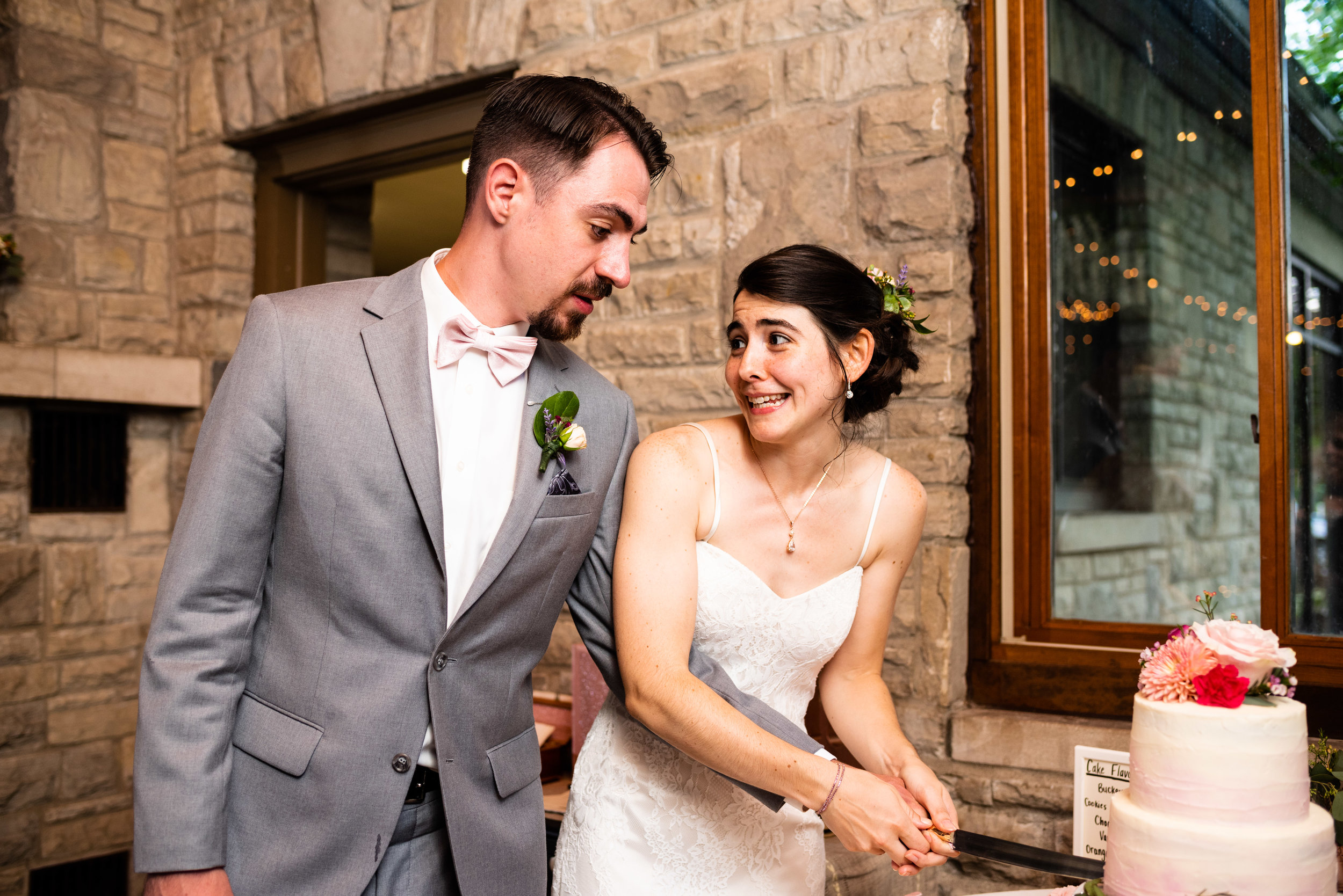 wood county wedding photographer