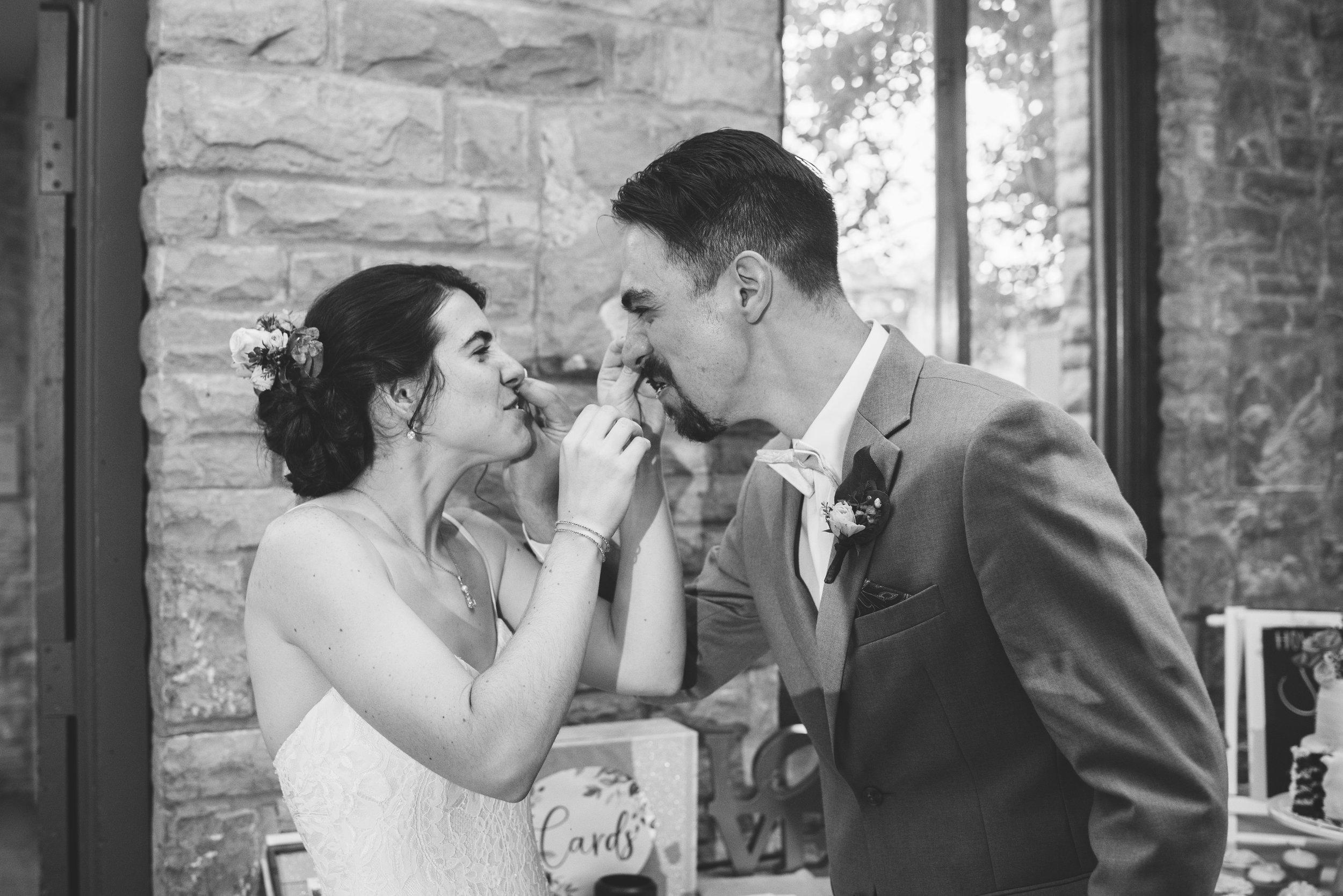 wood county wedding photos