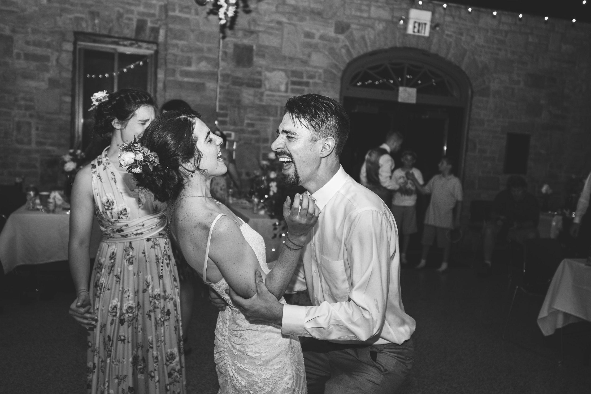wedding photos in toledo