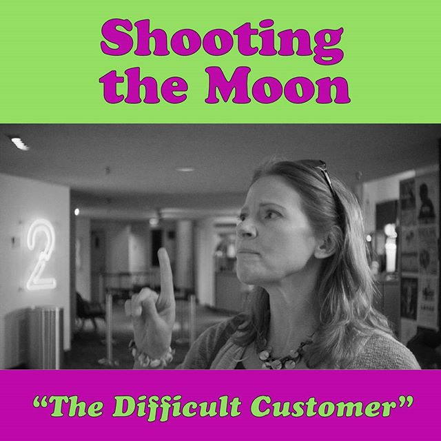 For anyone who has worked customer service 👏 #customerfromhell Check out the very funny Leigh Taylor in episode 7 of #shootingthemoon #webseries