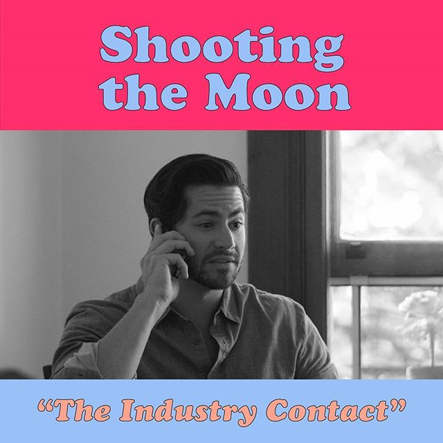 Happy summer!! In case you missed it, In the season finale of #shootingthemoon, Danielle gets an offer from @philbovet she can't refuse! #webseries #comedy #montreal